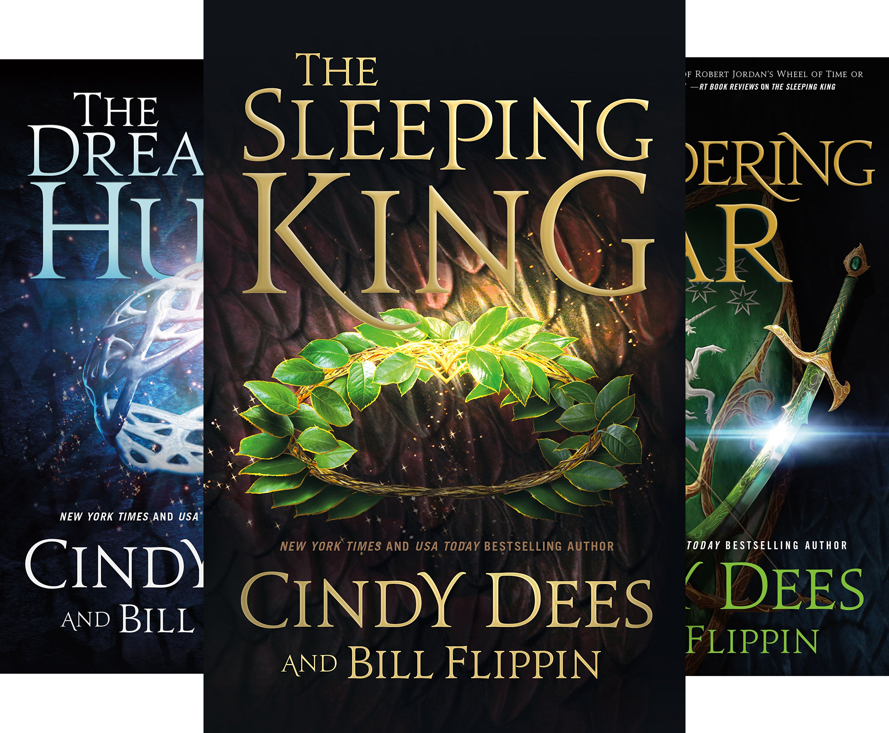 The Sleeping King (3 Book Series)