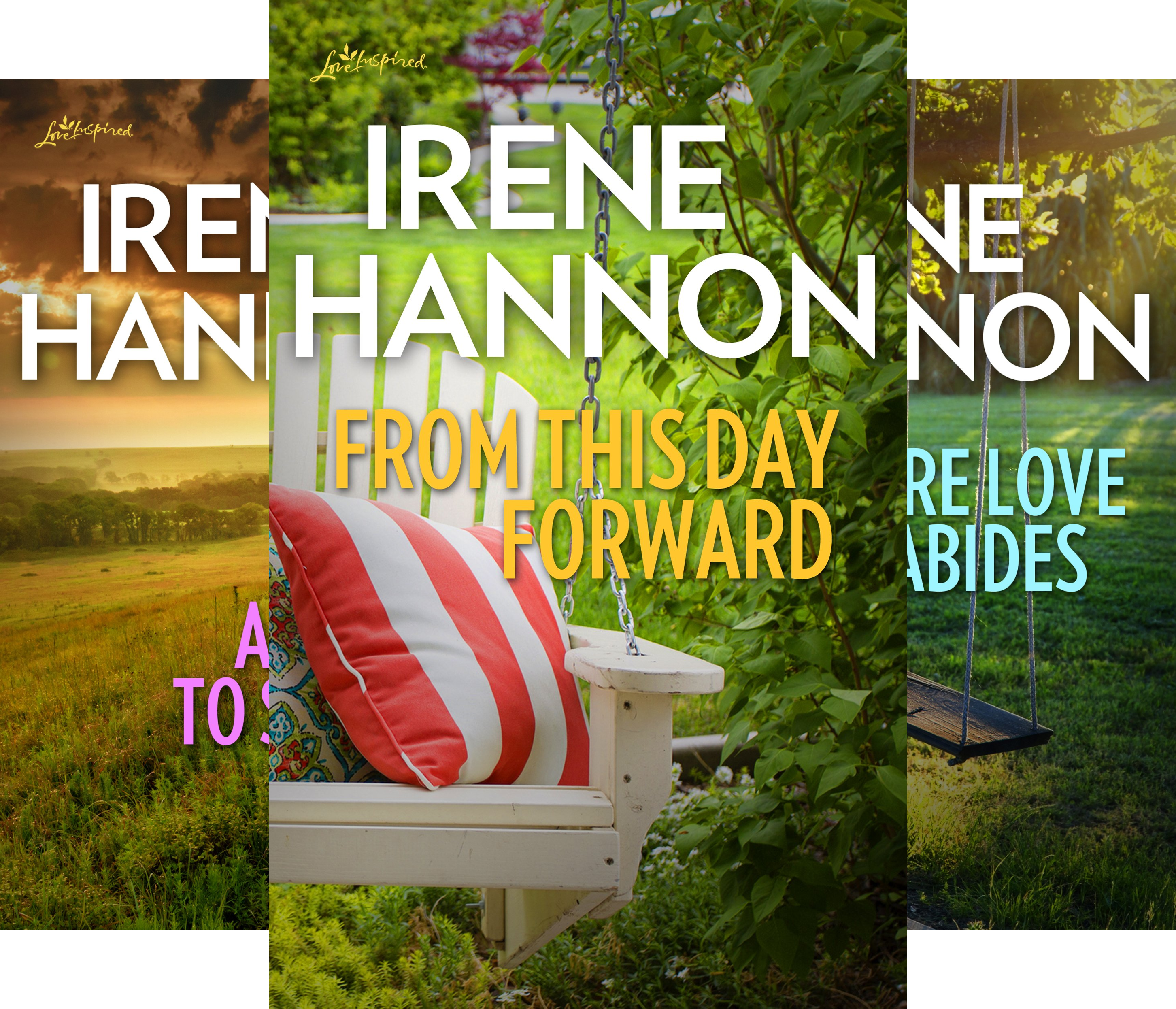Heartland Homecoming (3 Book Series)