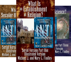 Serial Illustrated Antidisestablishmentarianism (4 Book Series) by  Michael J. Findley Mary C. Findley