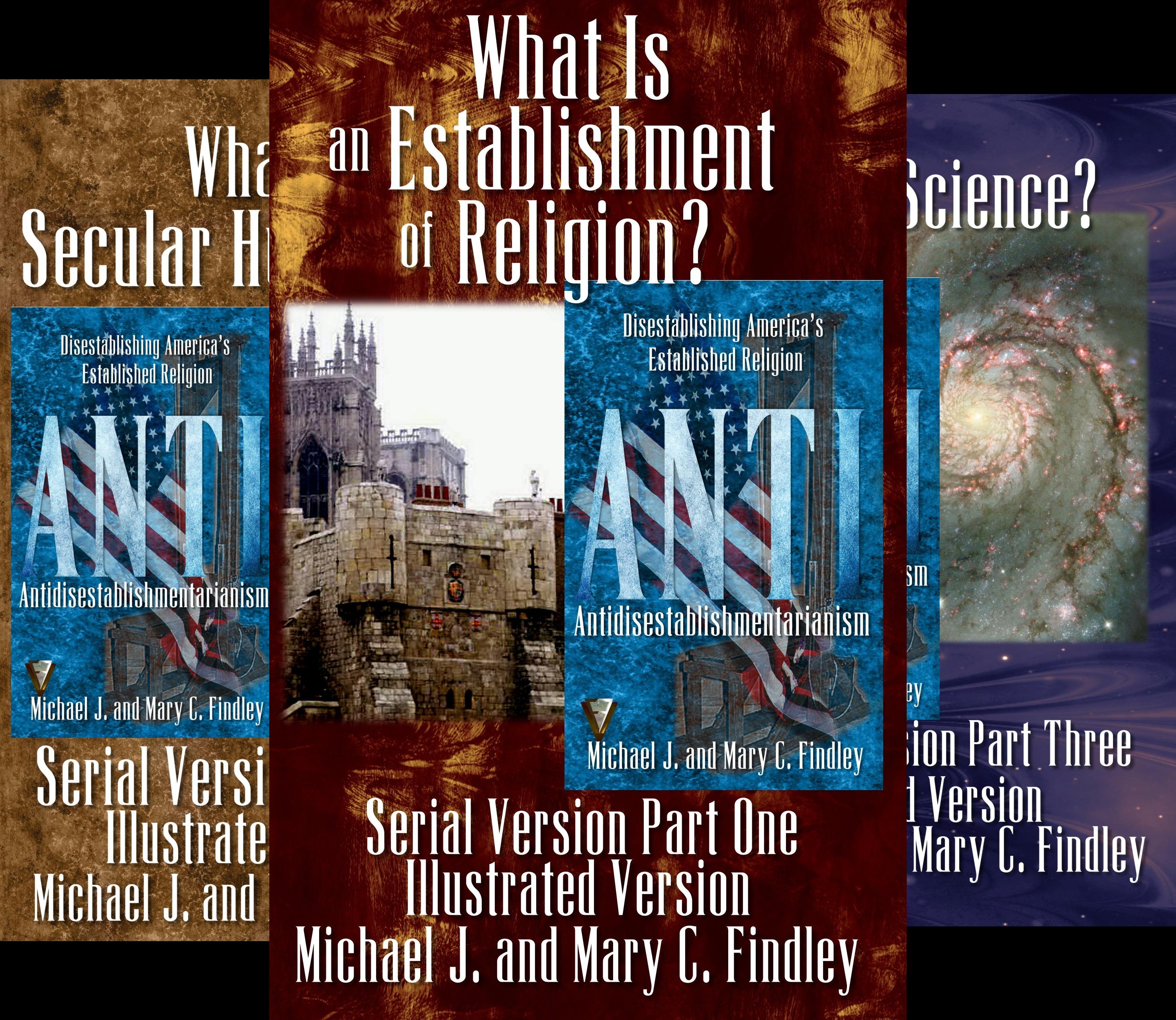 Serial Illustrated Antidisestablishmentarianism (4 Book Series)