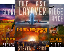 The New Homefront (4 Book Series) by  Steven Bird