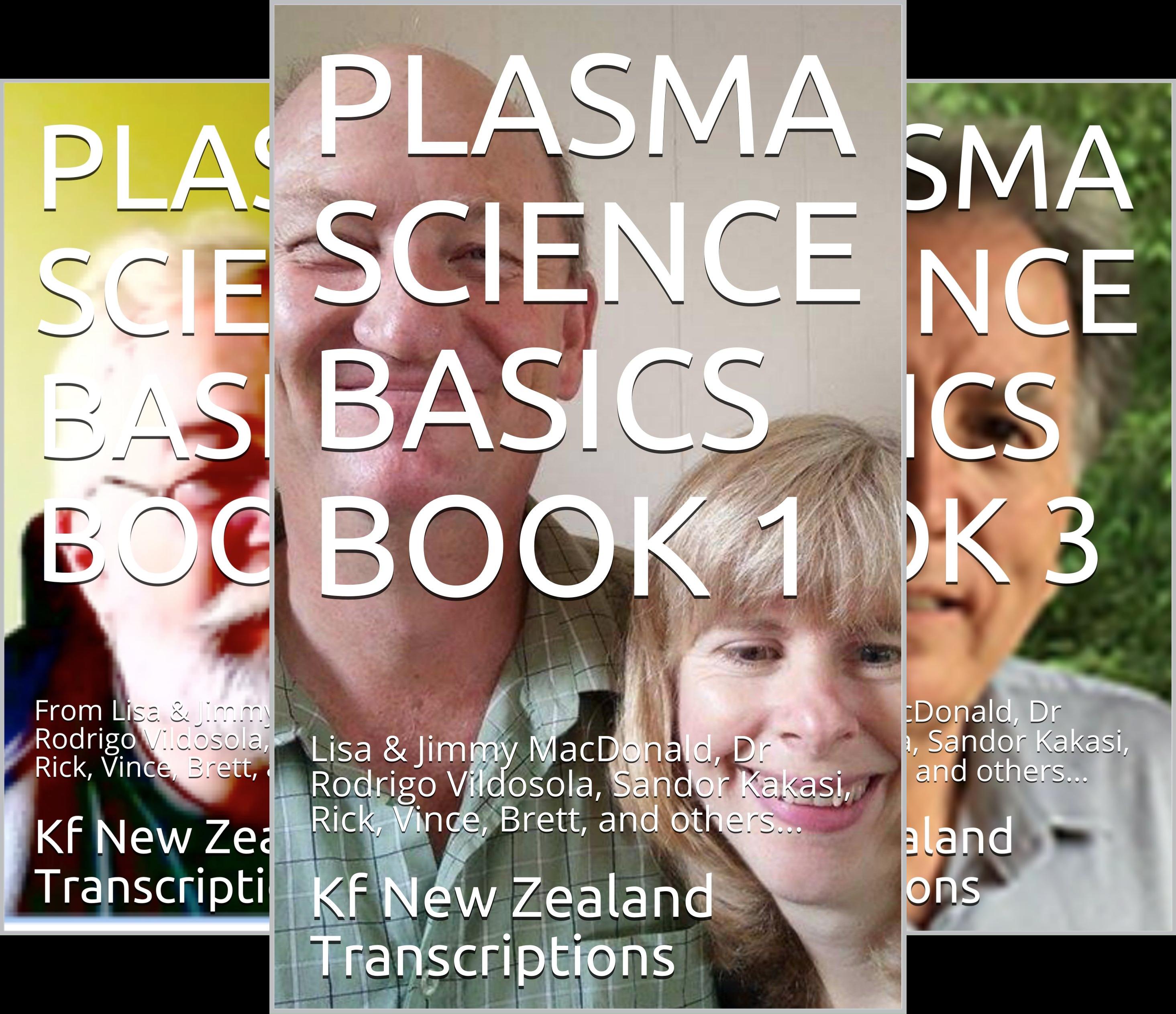 Plasma Science Basics (4 Book Series)