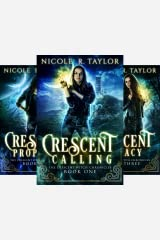 The Crescent Witch Chronicles (3 Book Series)