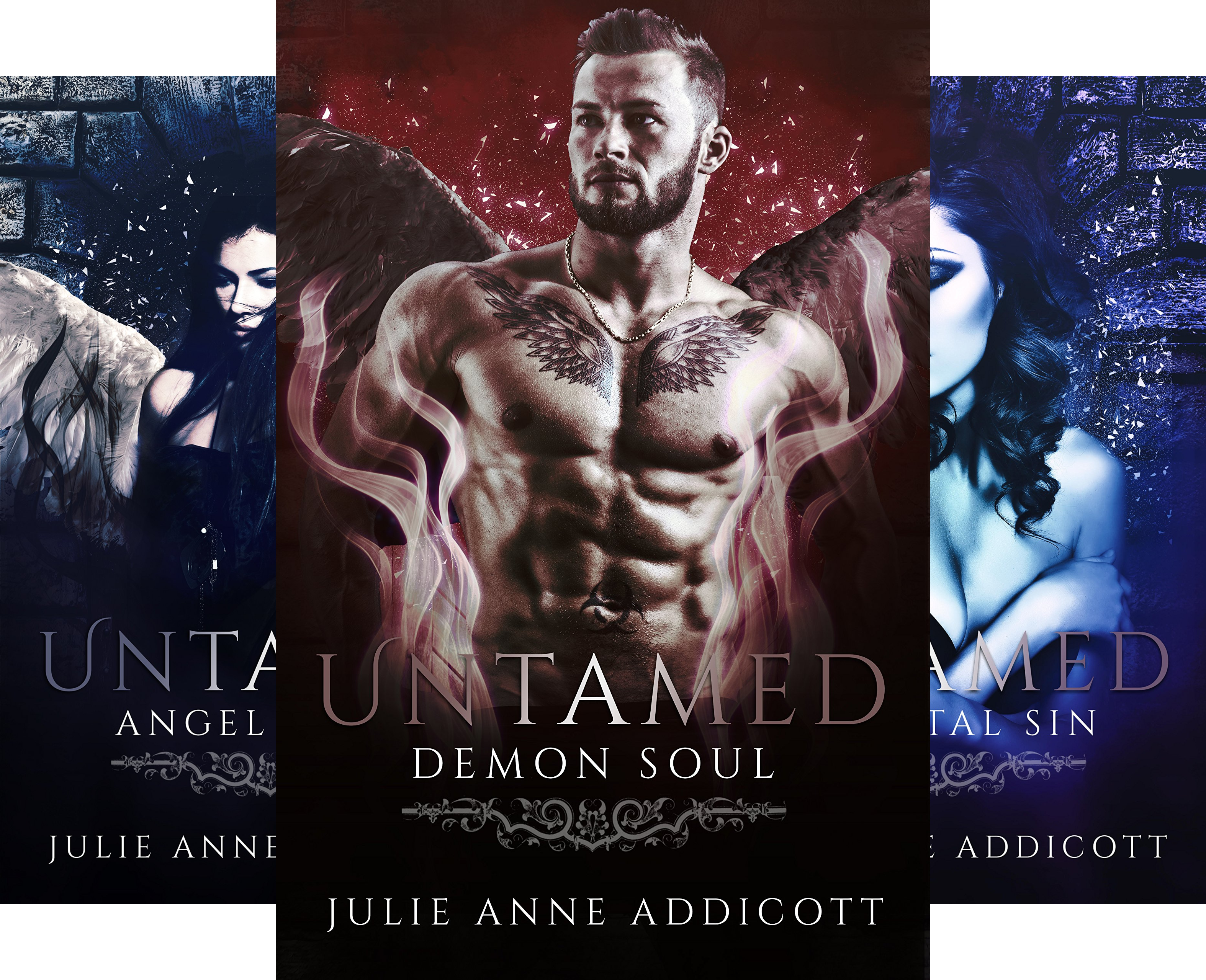 The Untamed Series (3 Book Series)