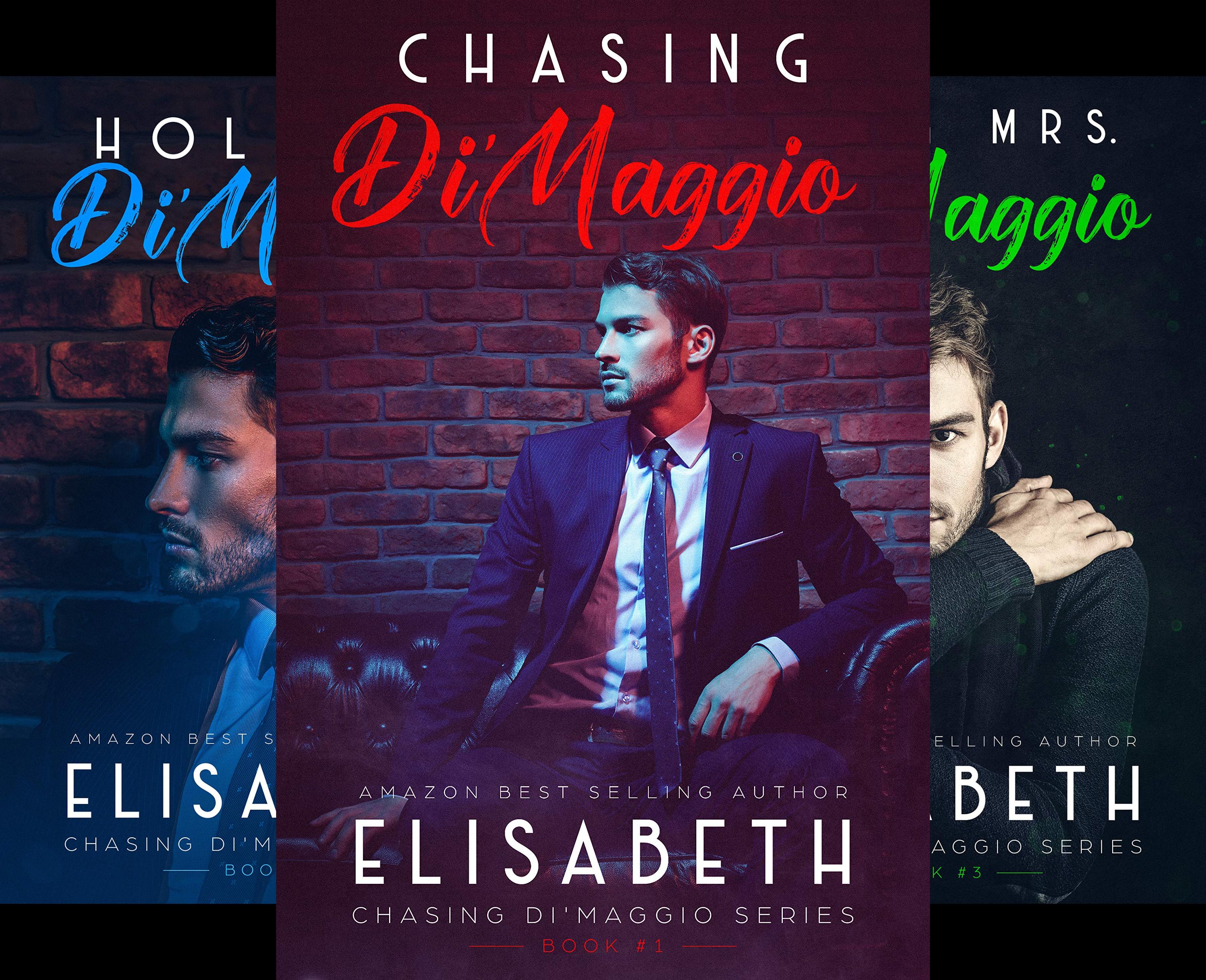 Chasing Di'Maggio Series (3 Book Series)