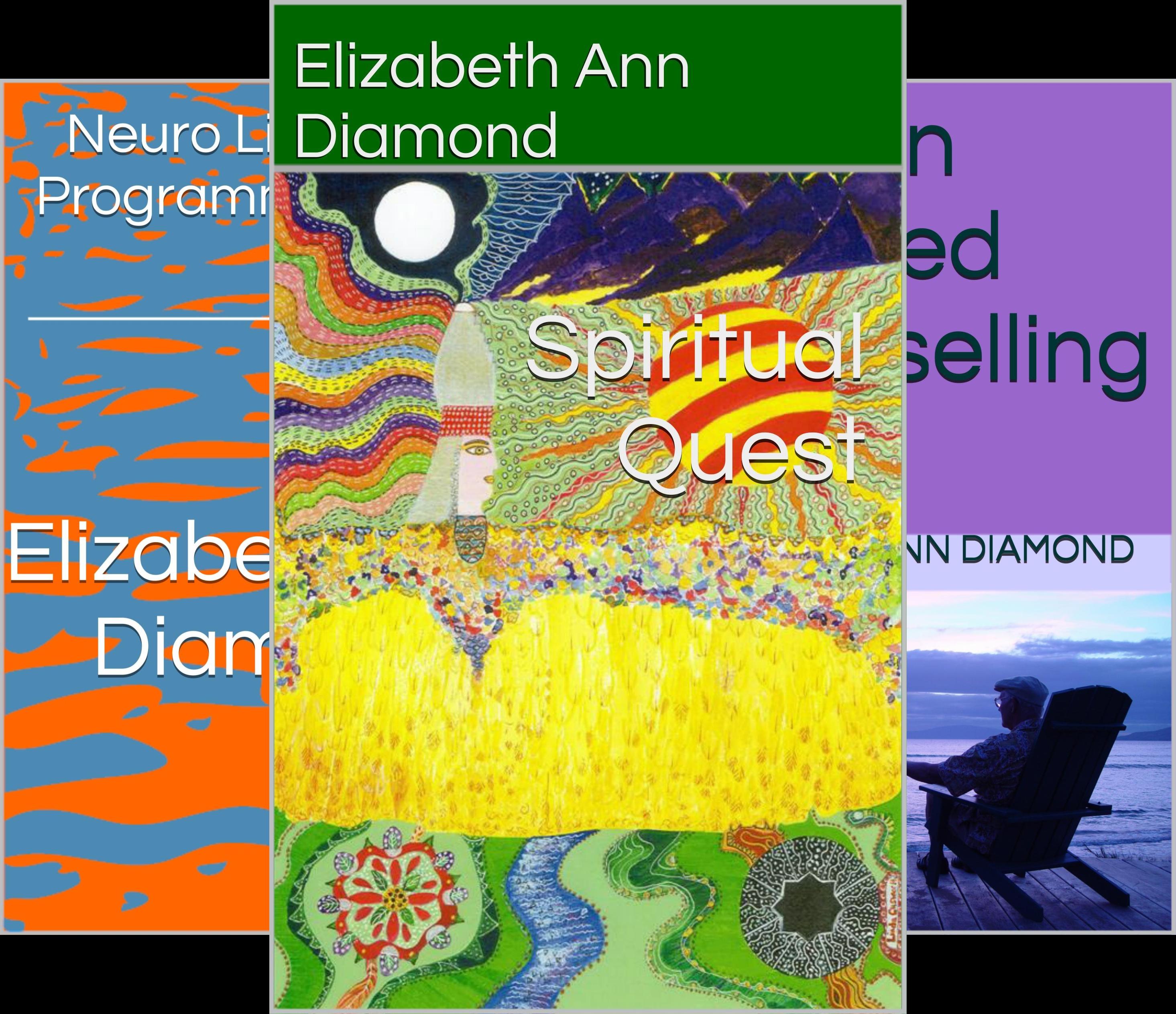 Dr Elizabeth Ann Diamond (4 Book Series)