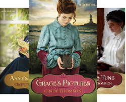Ellis Island (3 Book Series) by  Cindy Thomson