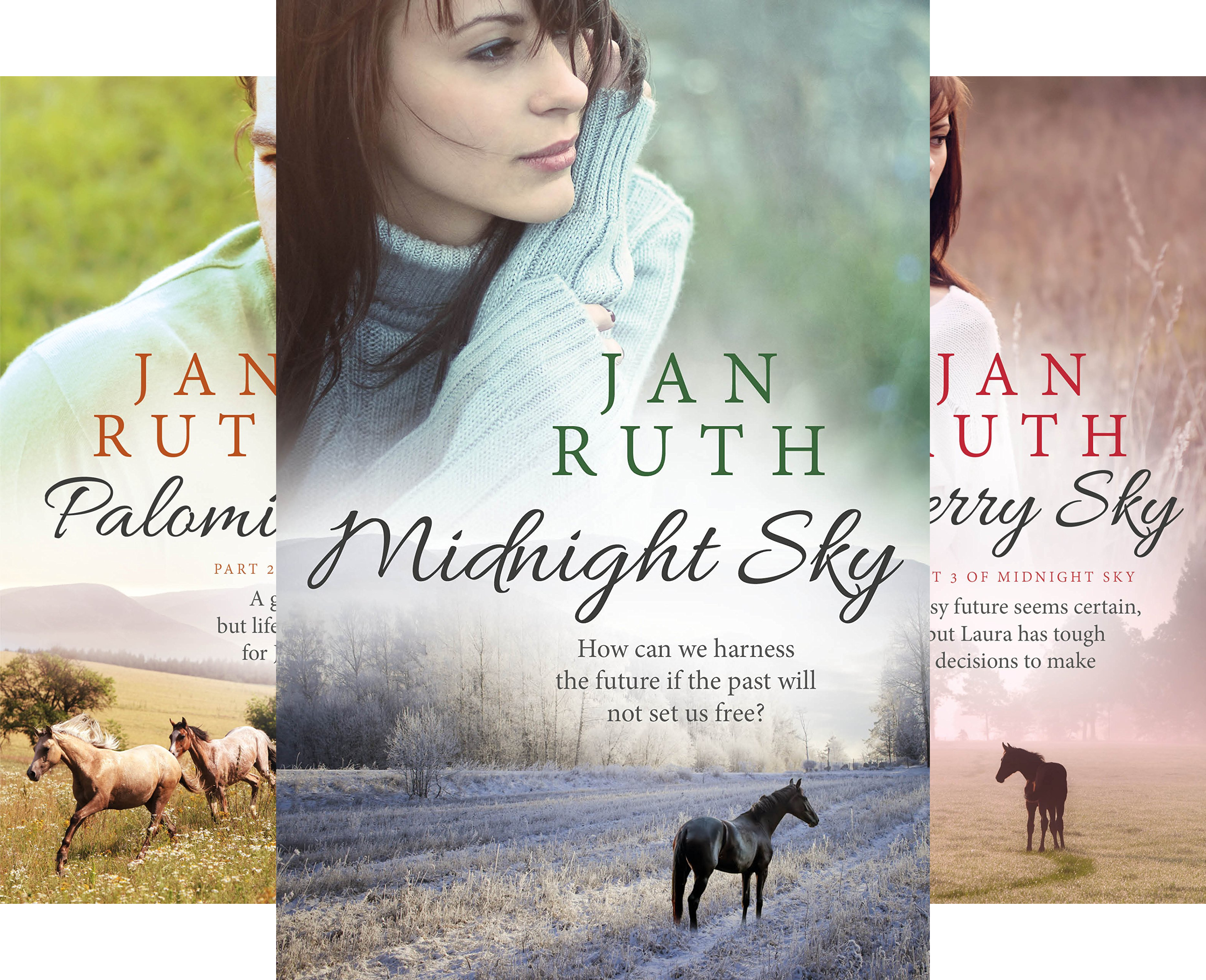 The Midnight Sky Series (3 Book Series)