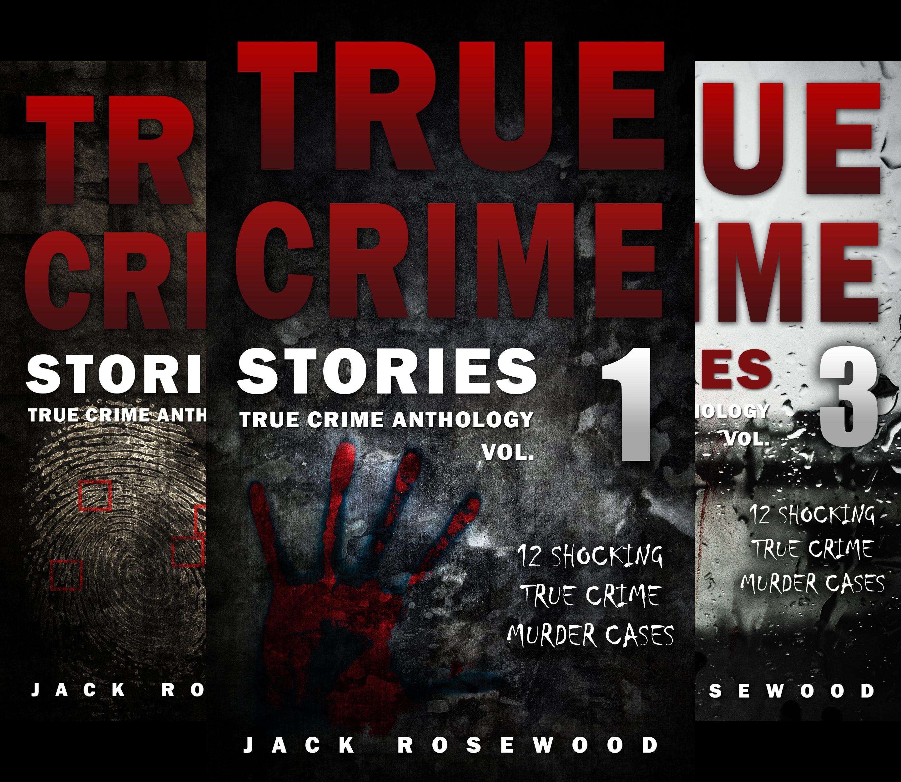 True Crime Anthology (8 Book Series)