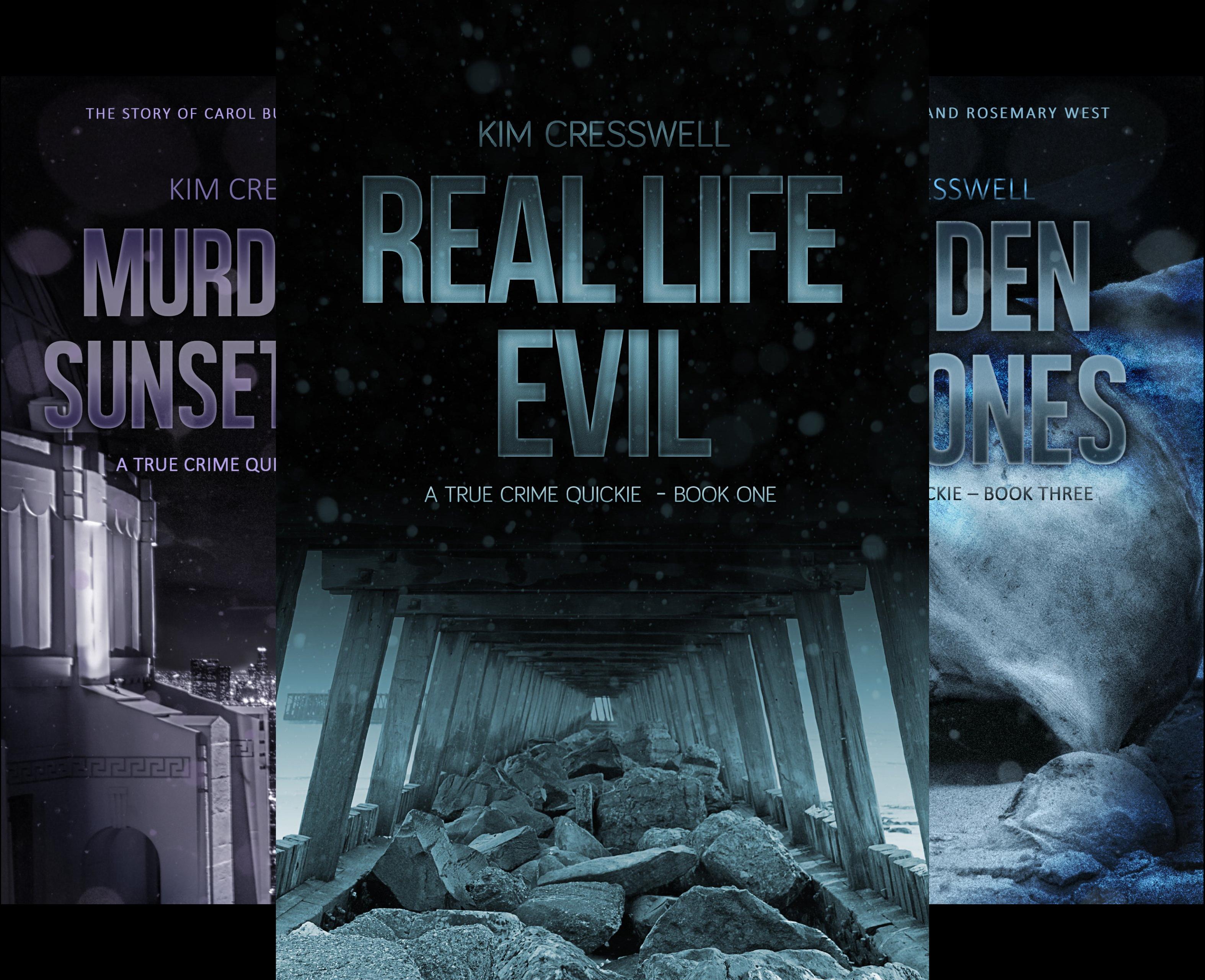 A True Crime Quickie (4 Book Series)