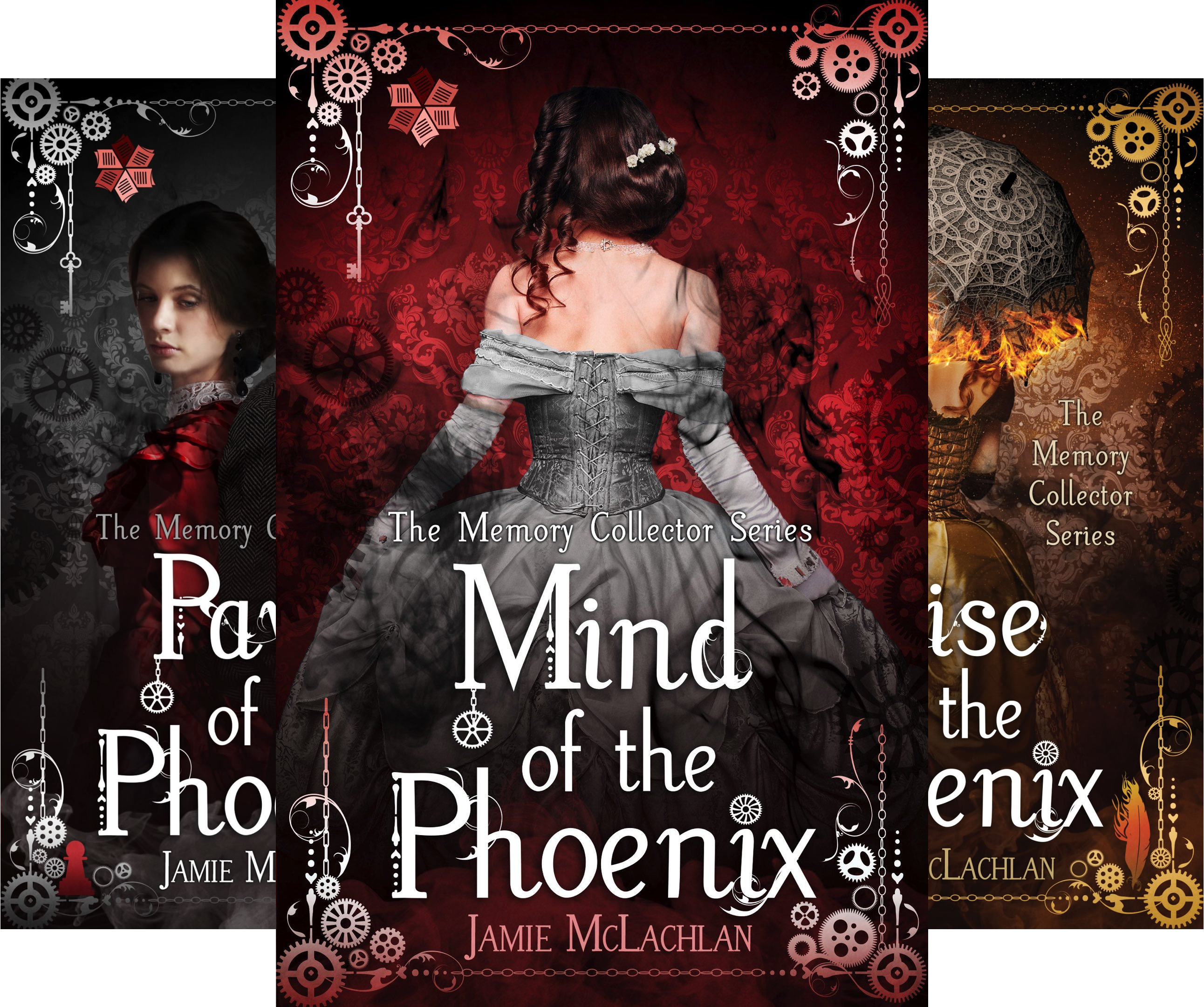 The Memory Collector (3 Book Series)