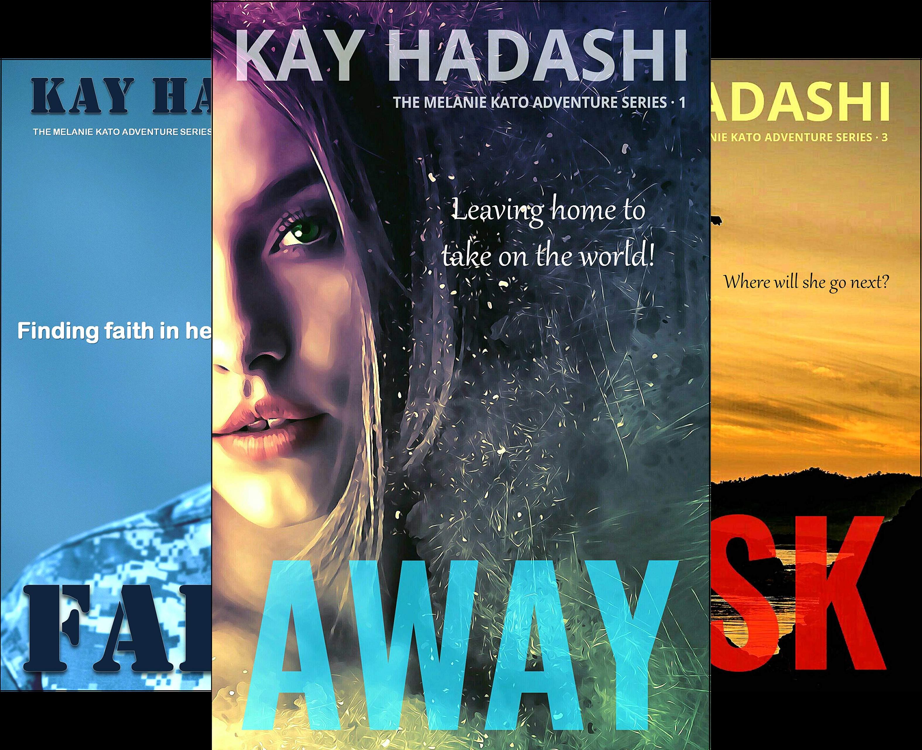 The Melanie Kato Adventure Series (10 Book Series)