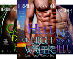 Lost and Found, Inc. (4 Book Series) by  Jerrie Alexander