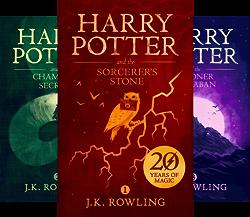 Harry Potter (8 Book Series) by  J.K. Rowling John Tiffany Jack Thorne