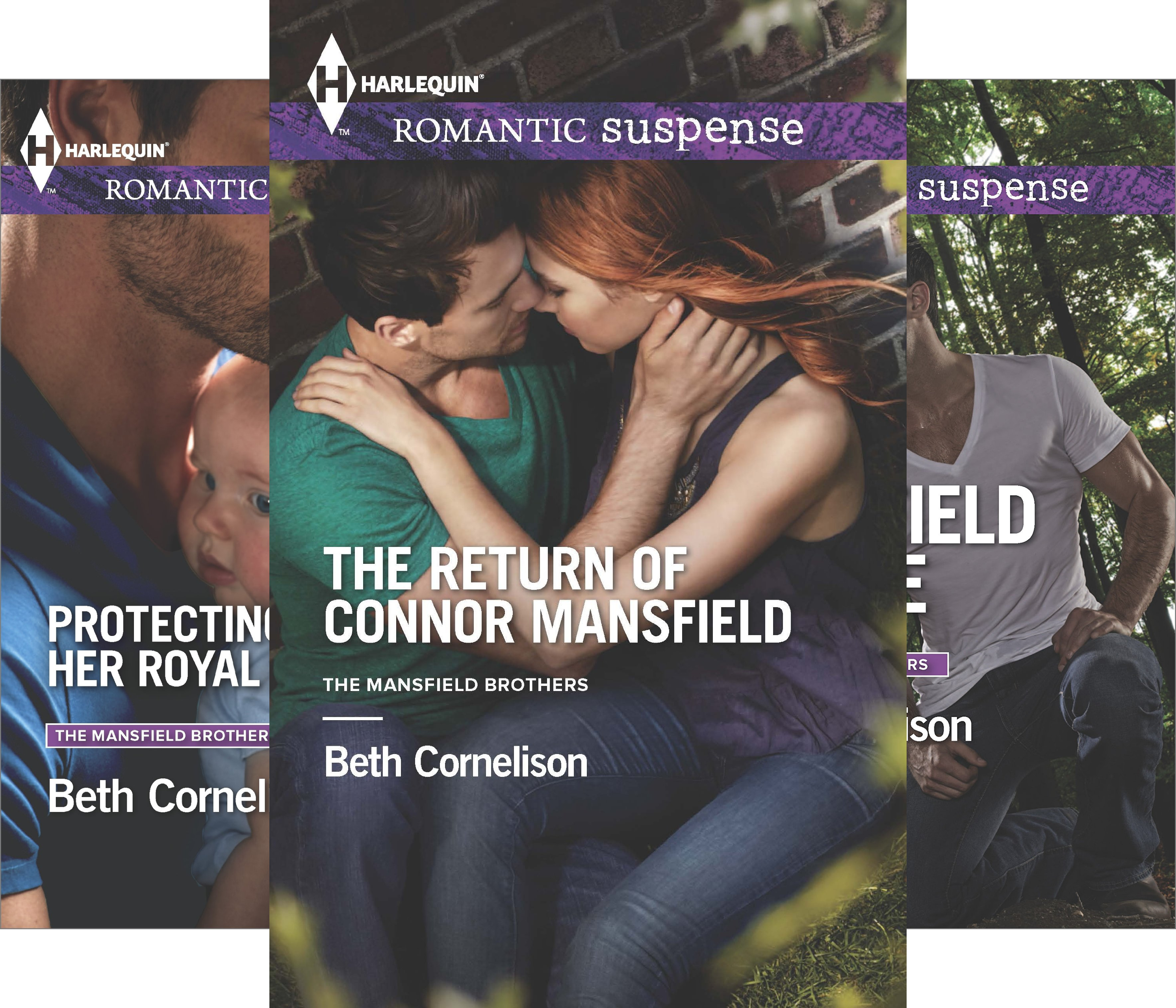 Mansfield Brothers Series (3 Book (Mansfield 3 Light)