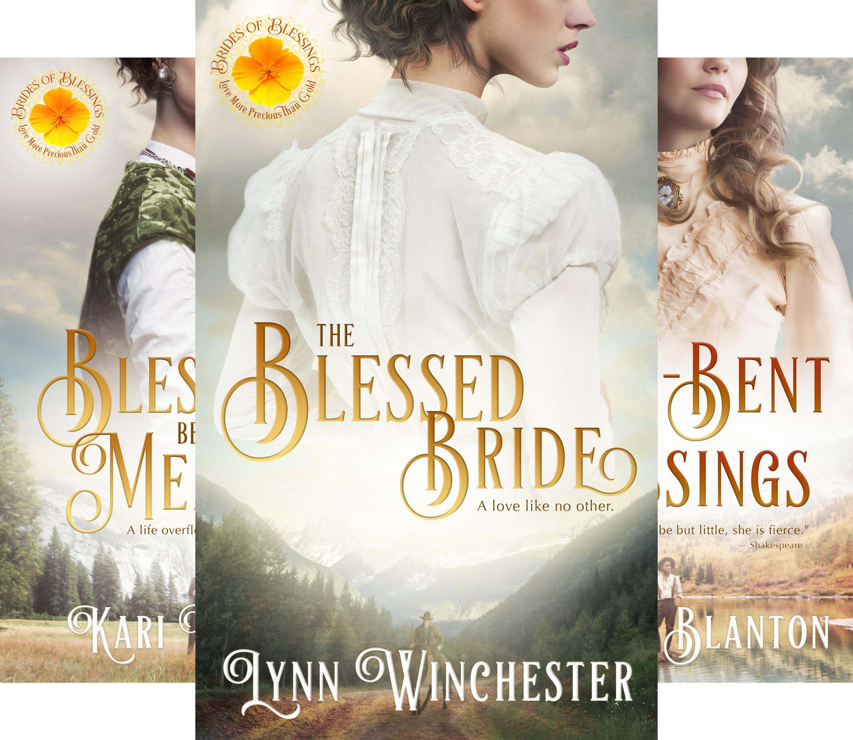 Brides of Blessings (9 Book Series)