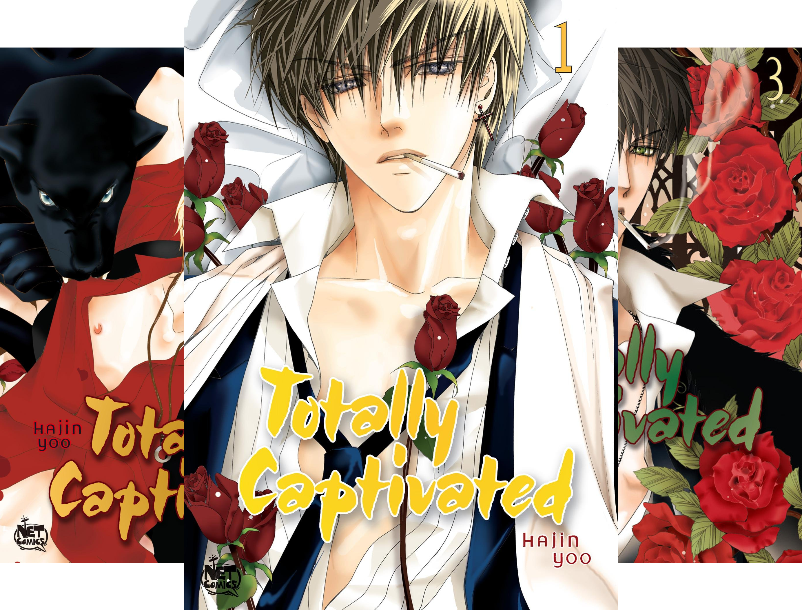 Totally Captivated (6 Book Series)