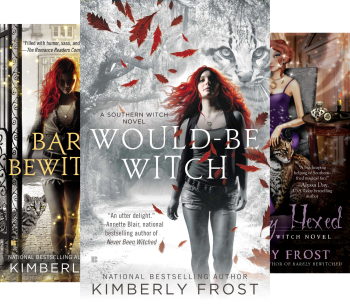 A Southern Witch (Book Series) by Kimberly Frost