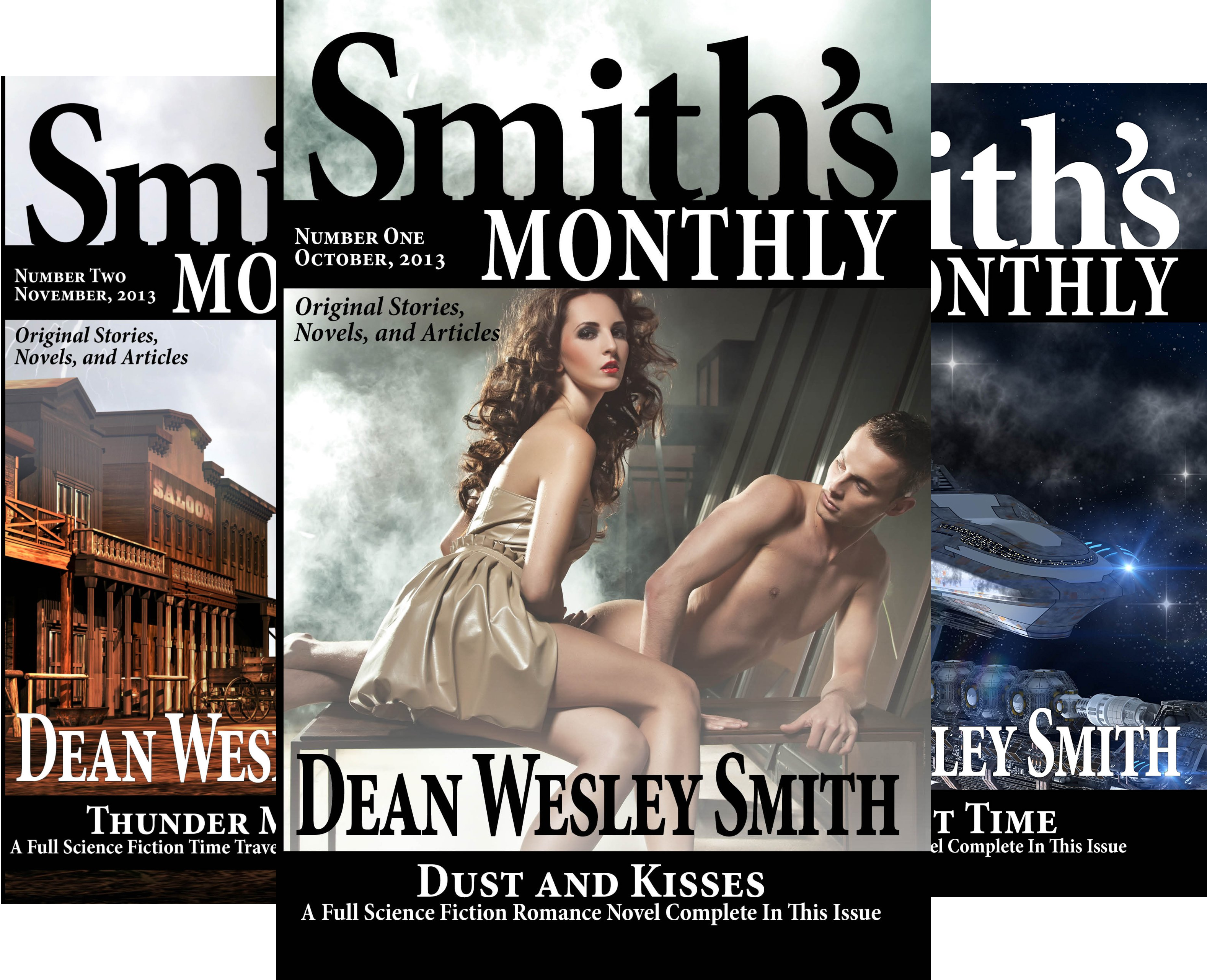 Smith's Monthly (40 Book Series)