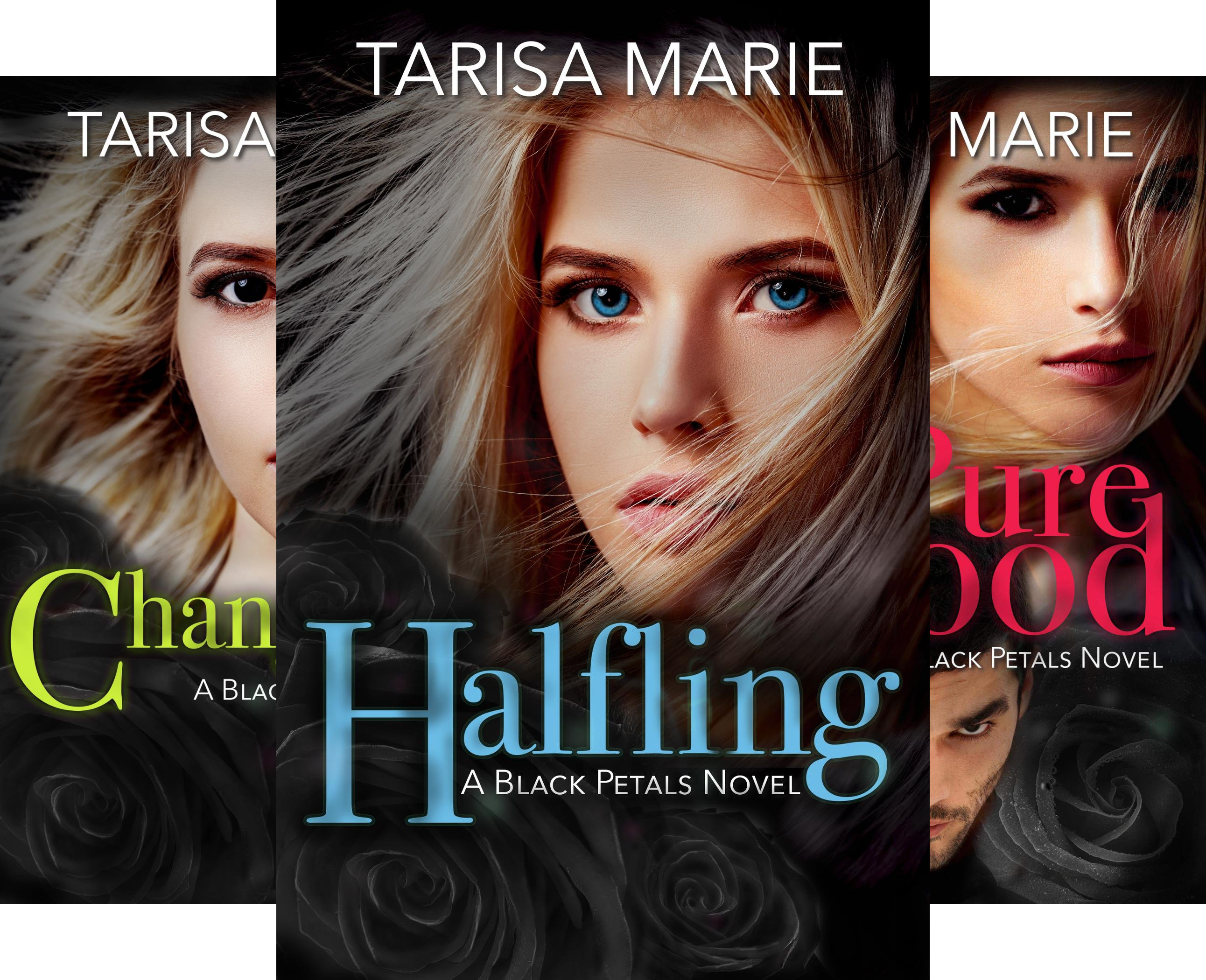 Black Petals (3 Book Series)