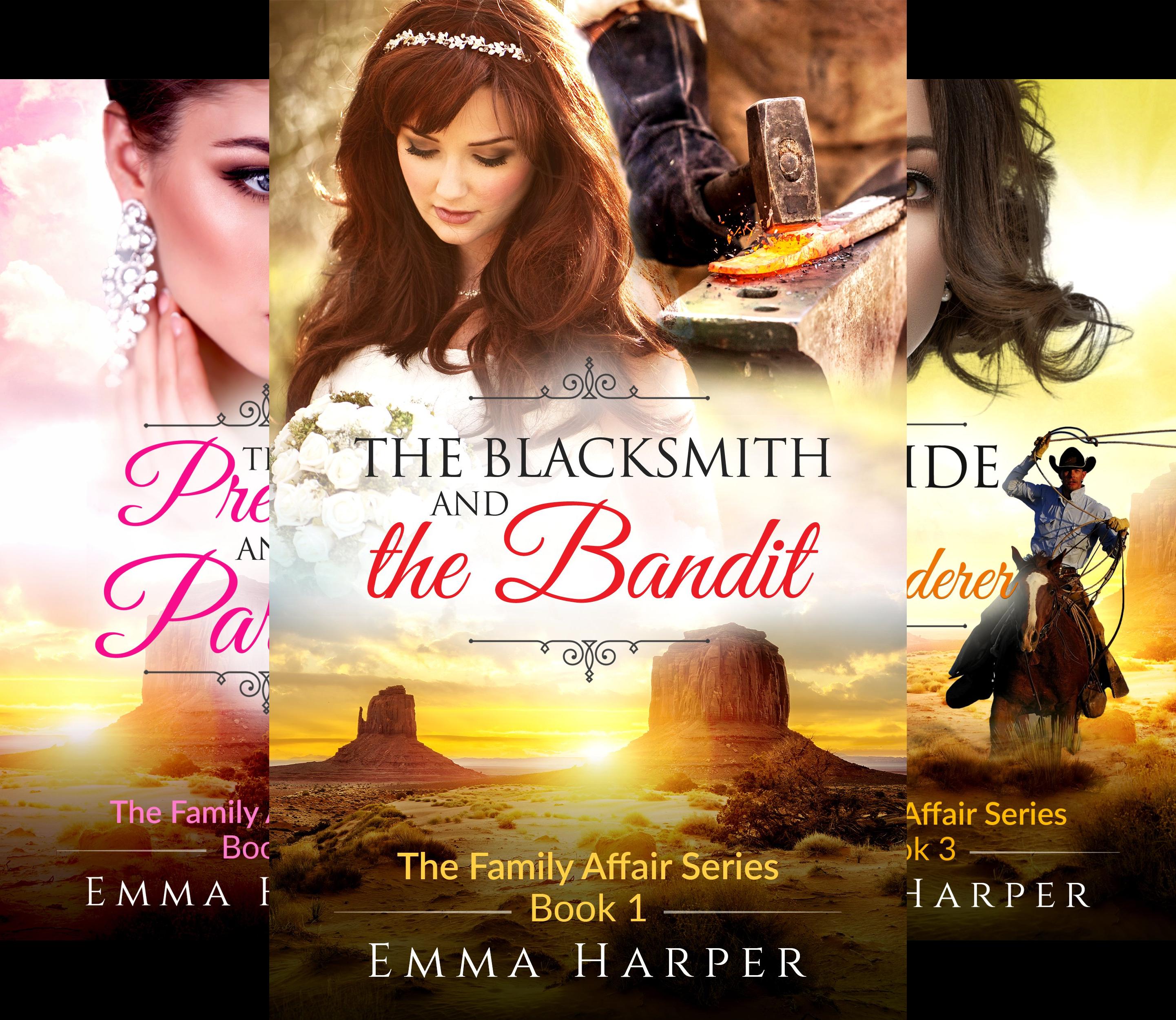 The Family Affair Series (3 Book Series)