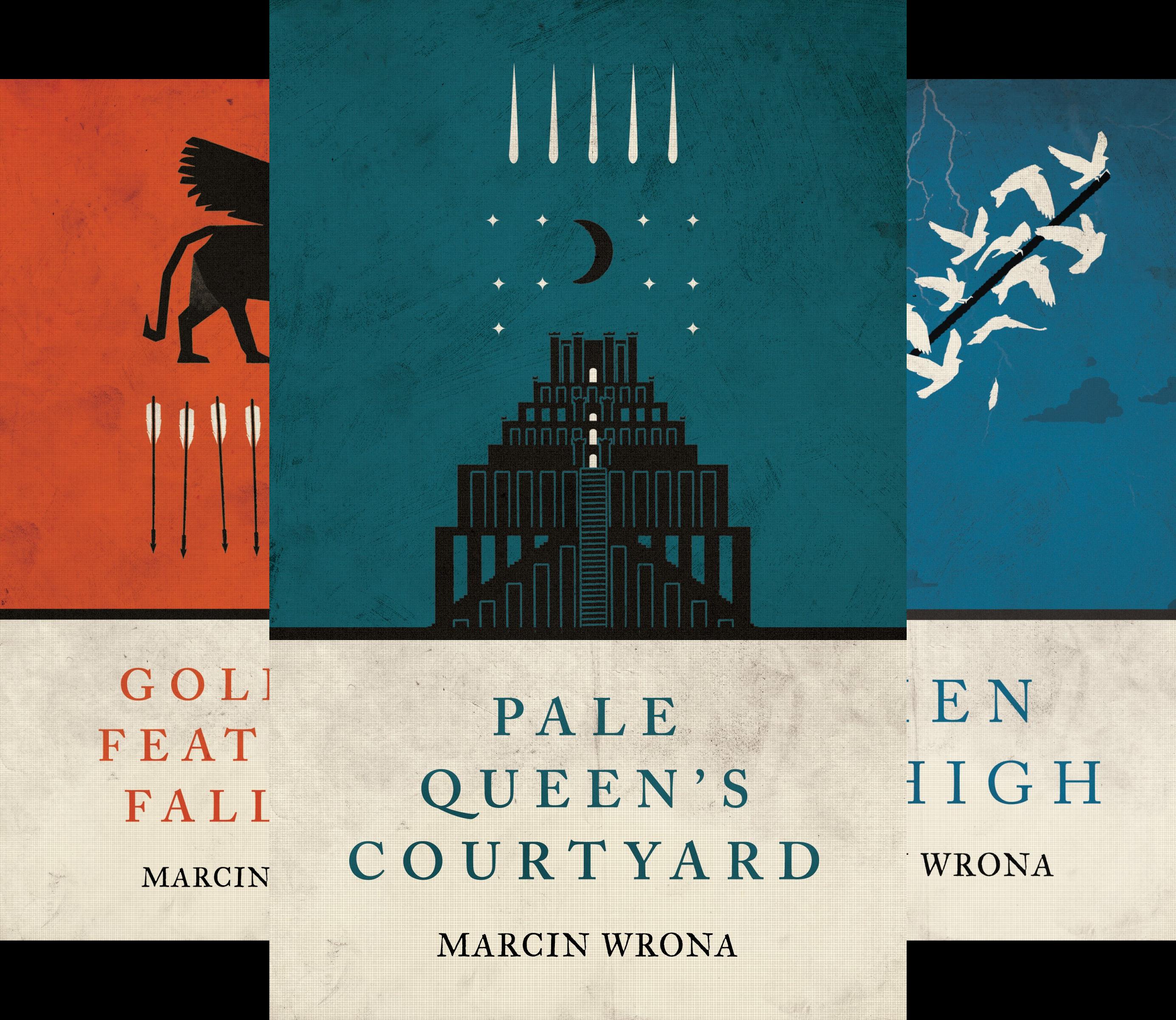 Moonlit Cities (3 Book Series)