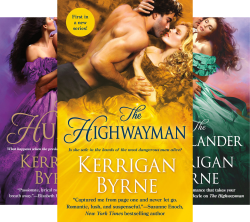Victorian Rebels (5 Book Series) by  Kerrigan Byrne