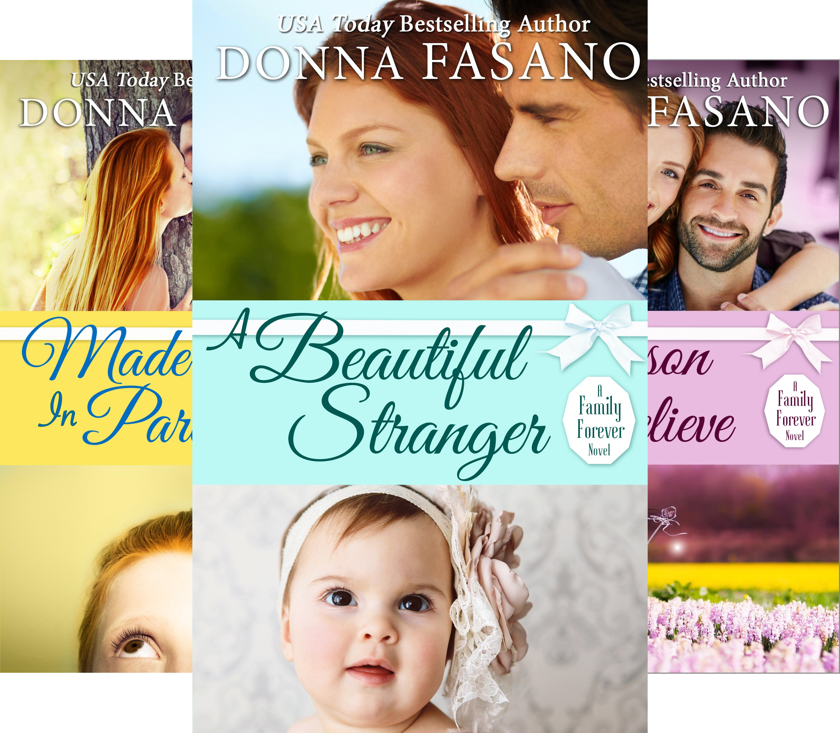A Family Forever Series (3 Book Series)