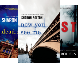 Lacey Flint series (4 Book Series) by  Sharon Bolton S. J. Bolton