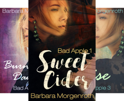 Bad Apple (4 Book Series) by  Barbara Morgenroth