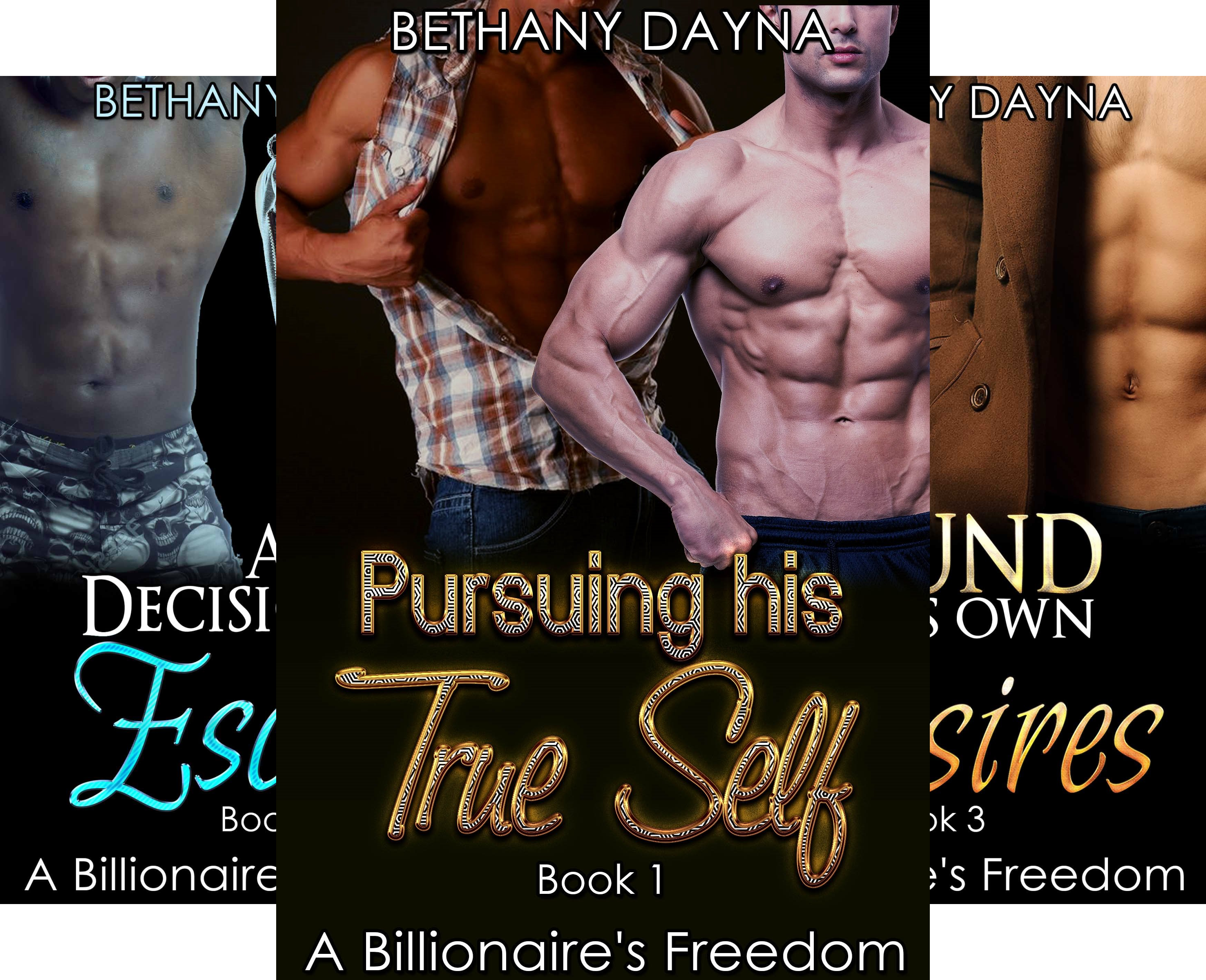 A Billionaire's Freedom (3 Book Series)