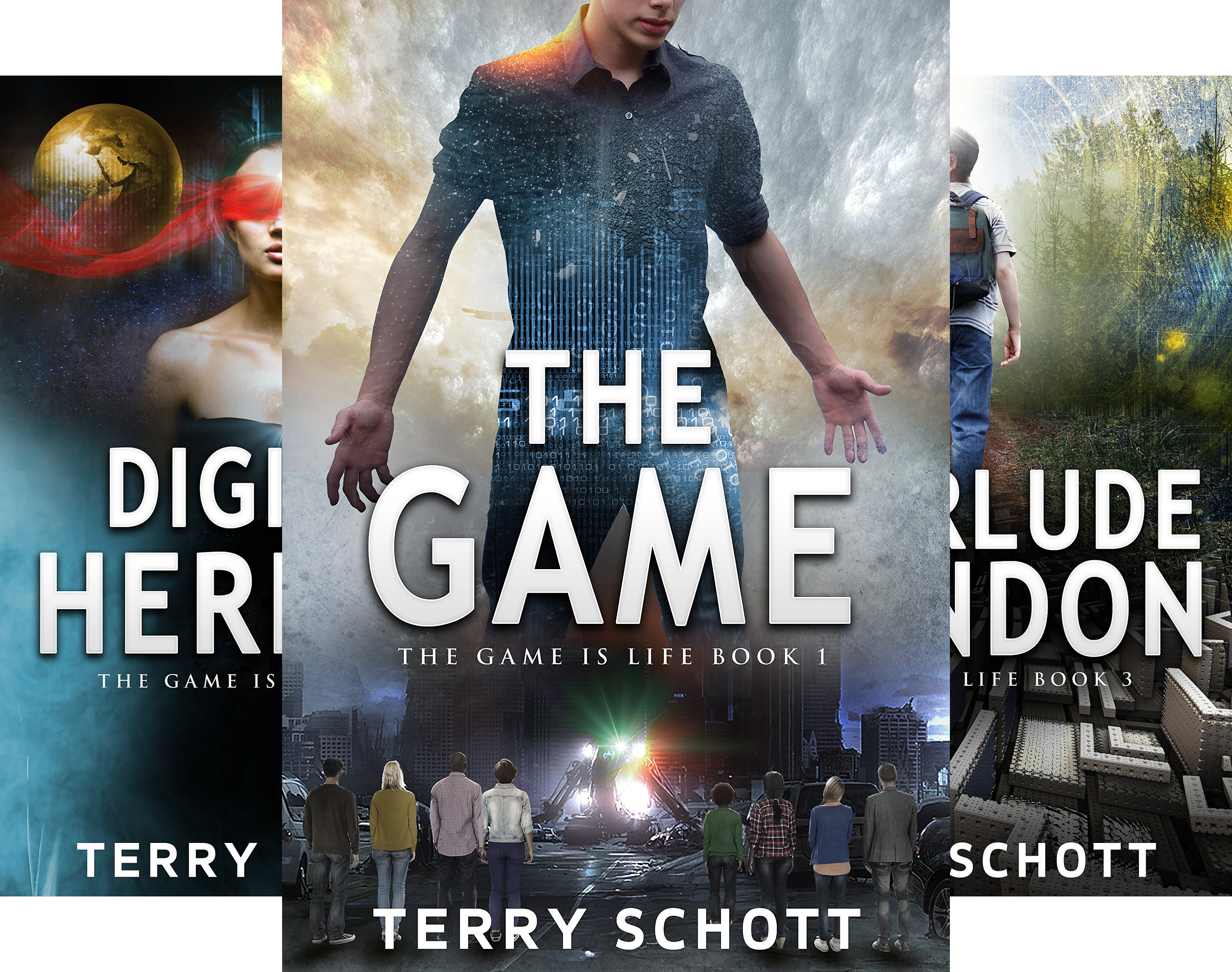 The Game is Life (8 Book Series)