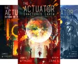 The Actuator (3 Book Series)