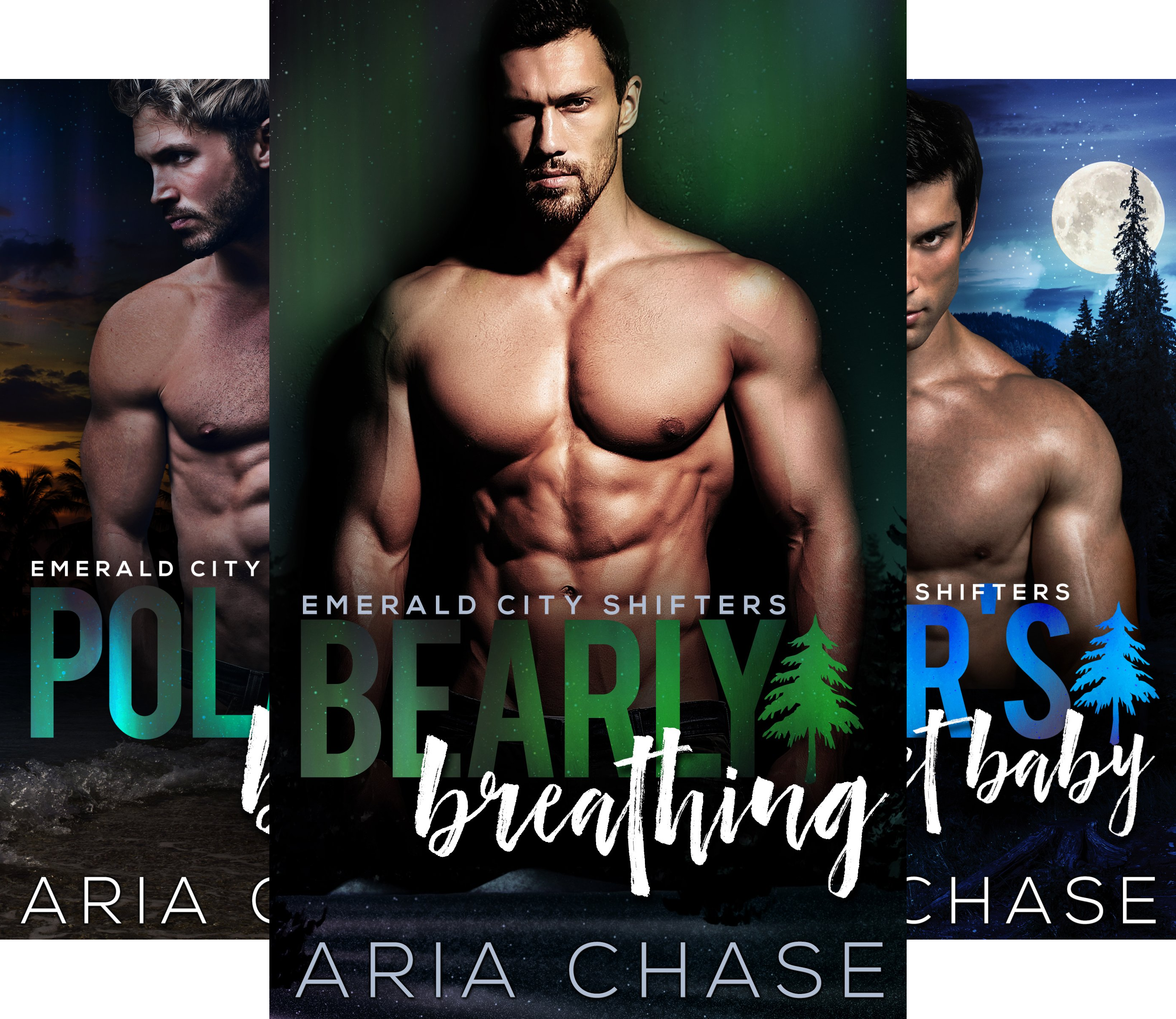 Emerald City Shifters (4 Book Series)
