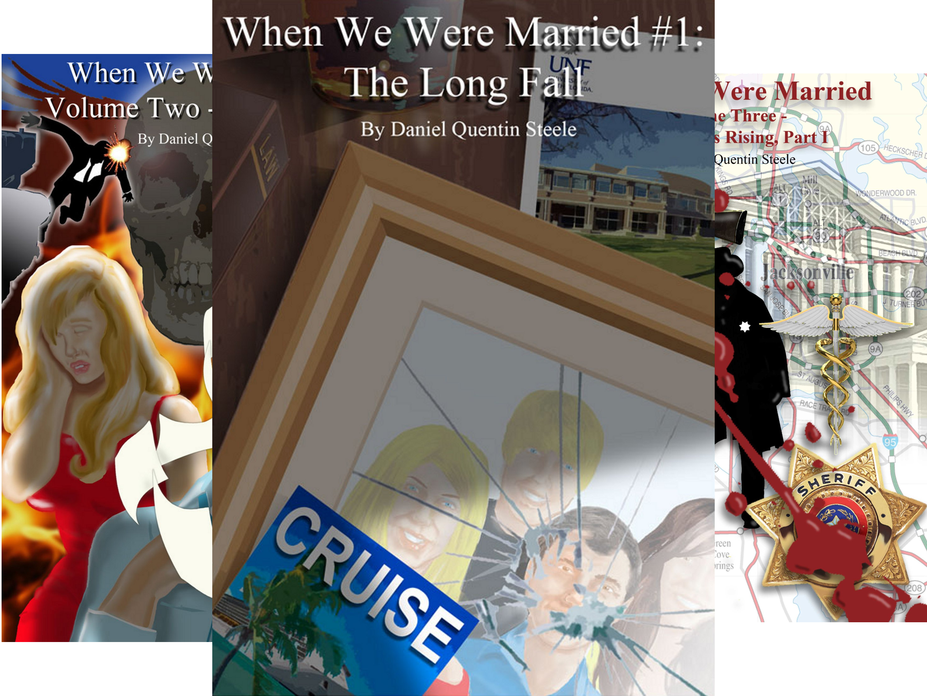 When We Were Married (3 Book Series)