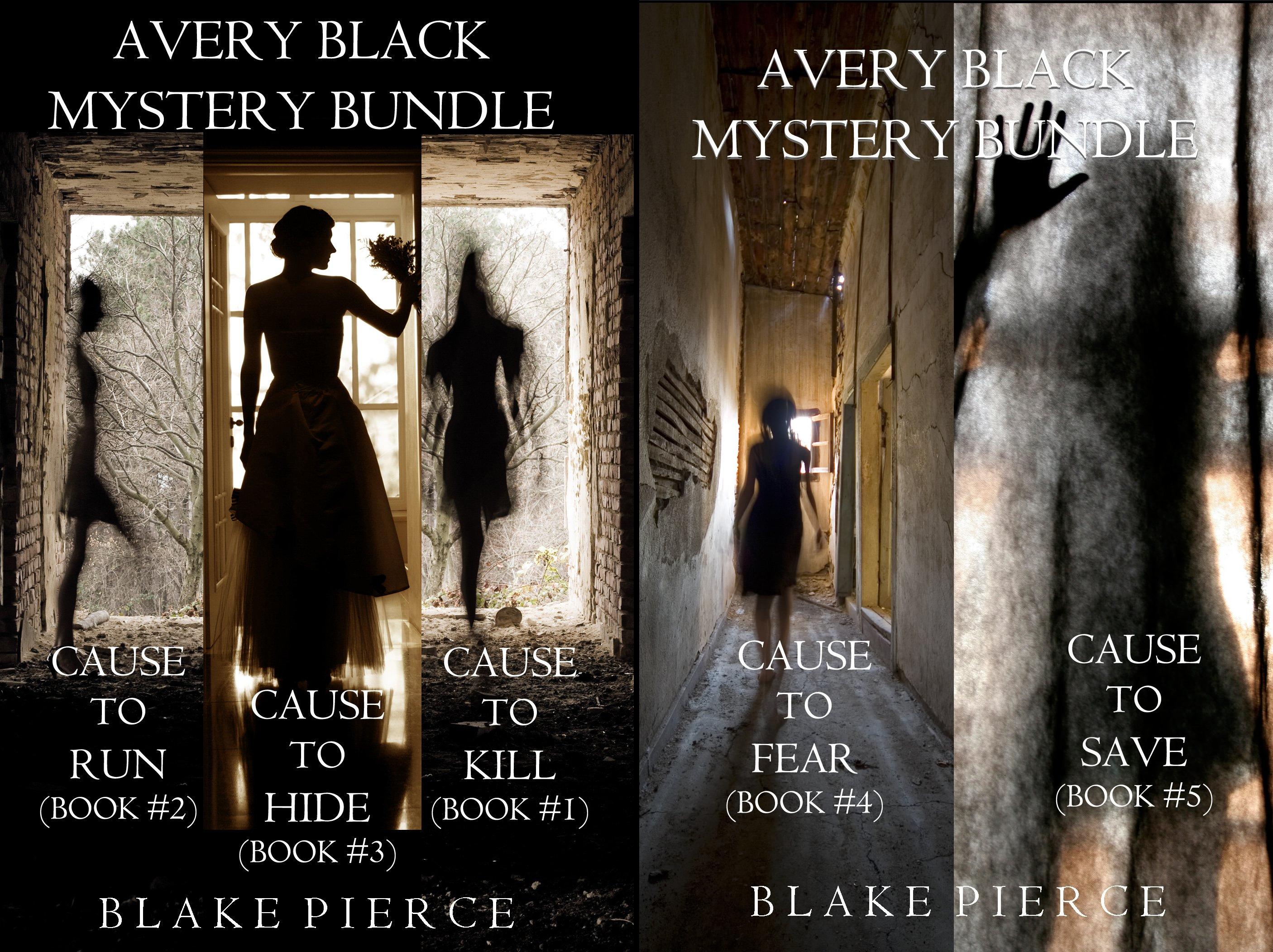 An Avery Black Mystery (2 Book Series)