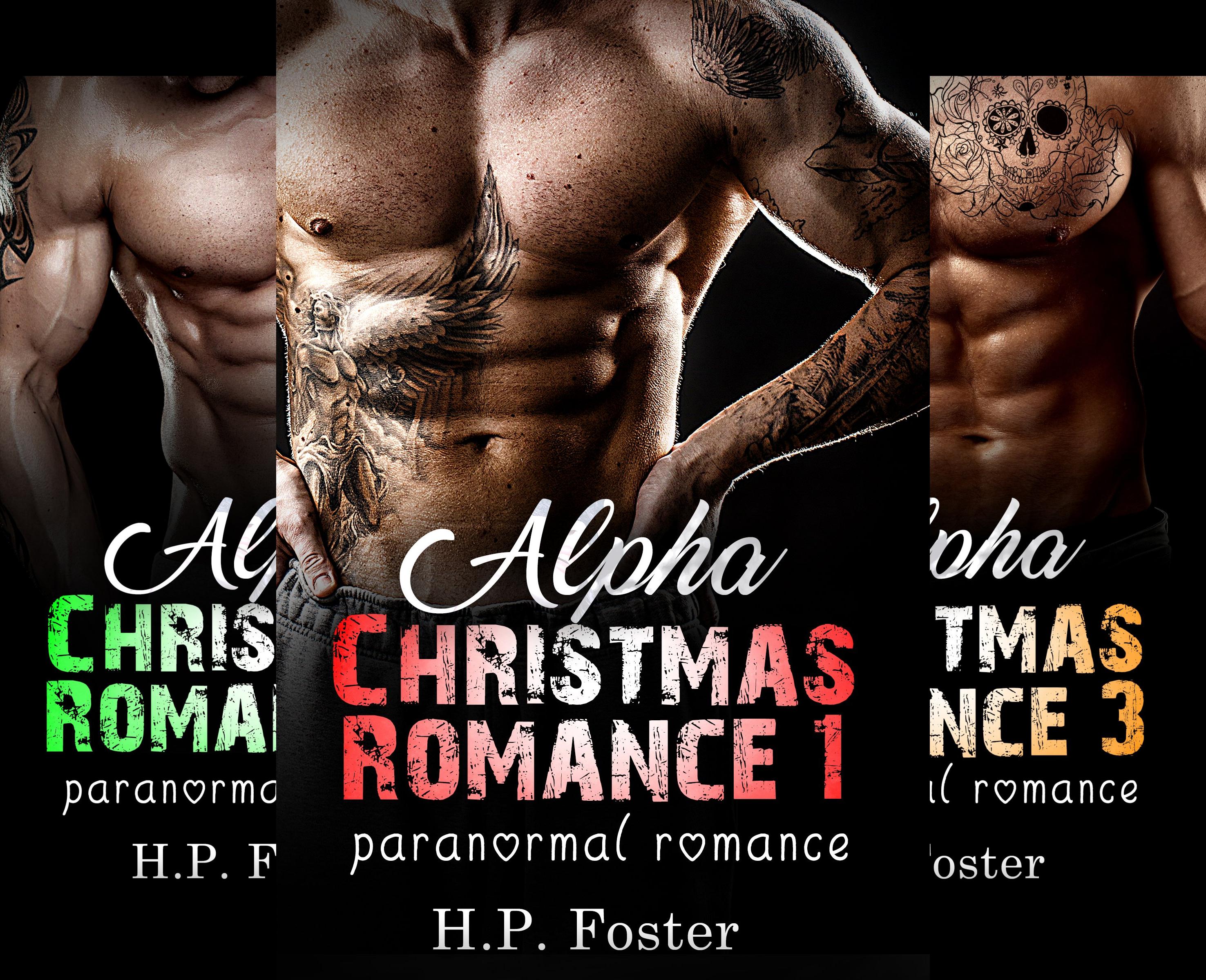 Alpha Christmas Romance (3 Book Series)