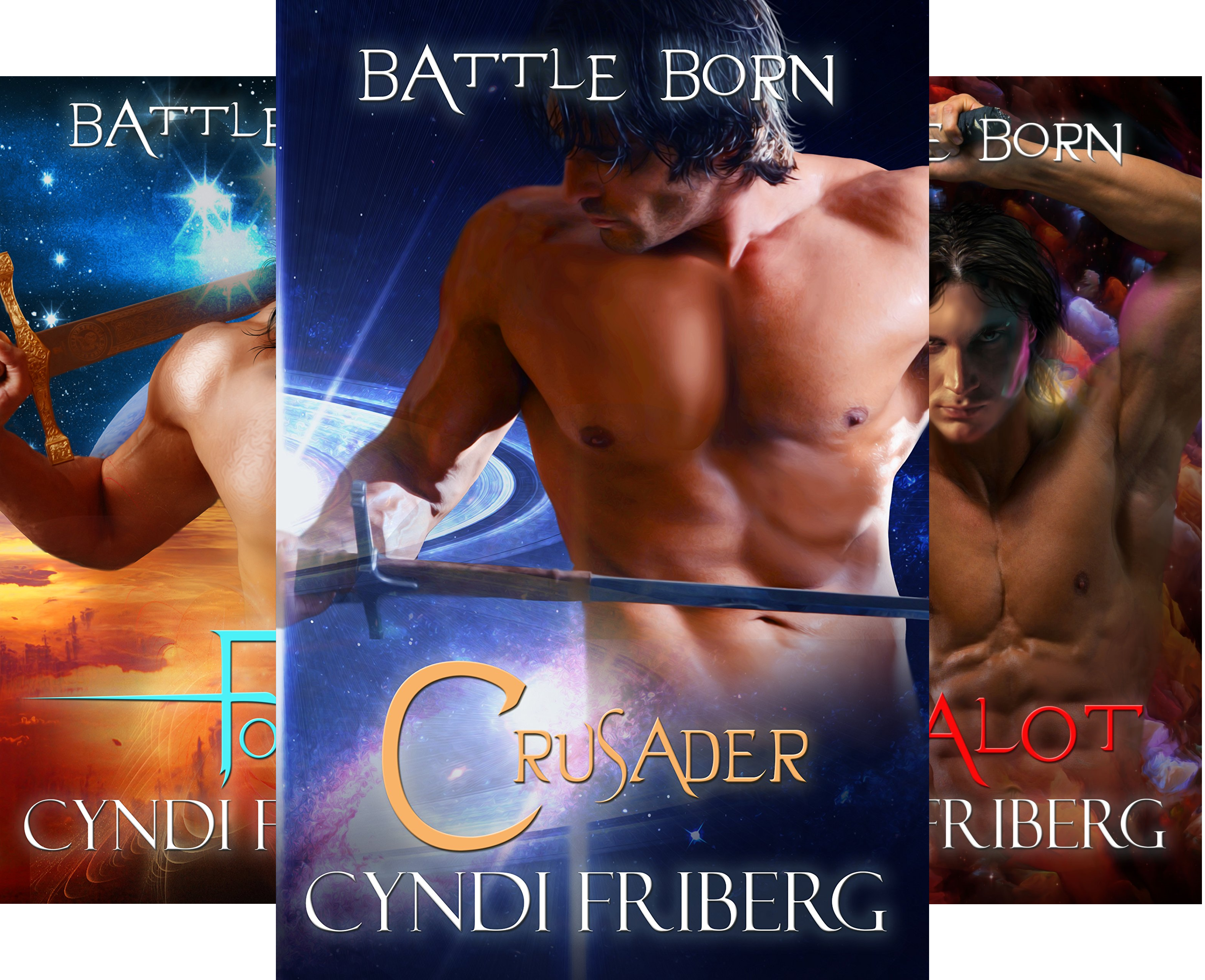 Battle Born (13 Book Series)