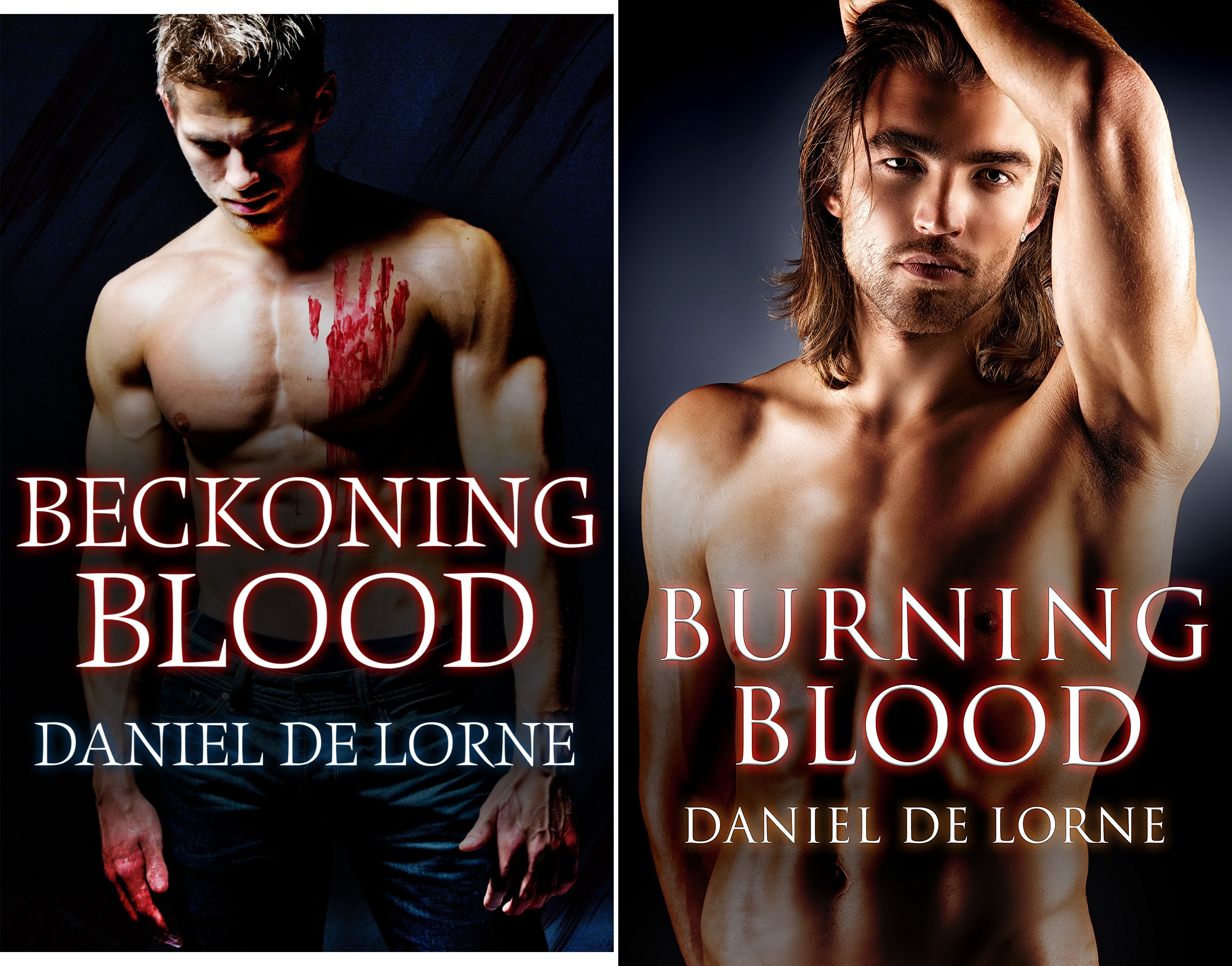 Bonds of Blood (3 Book Series)