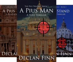 The Pius Trilogy (3 Book Series) by  Declan Finn
