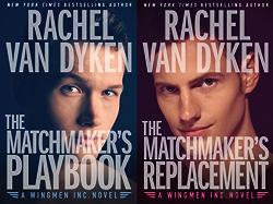 Wingmen Inc. (2 Book Series) by  Van Dyken, Rachel Rachel Van Dyken