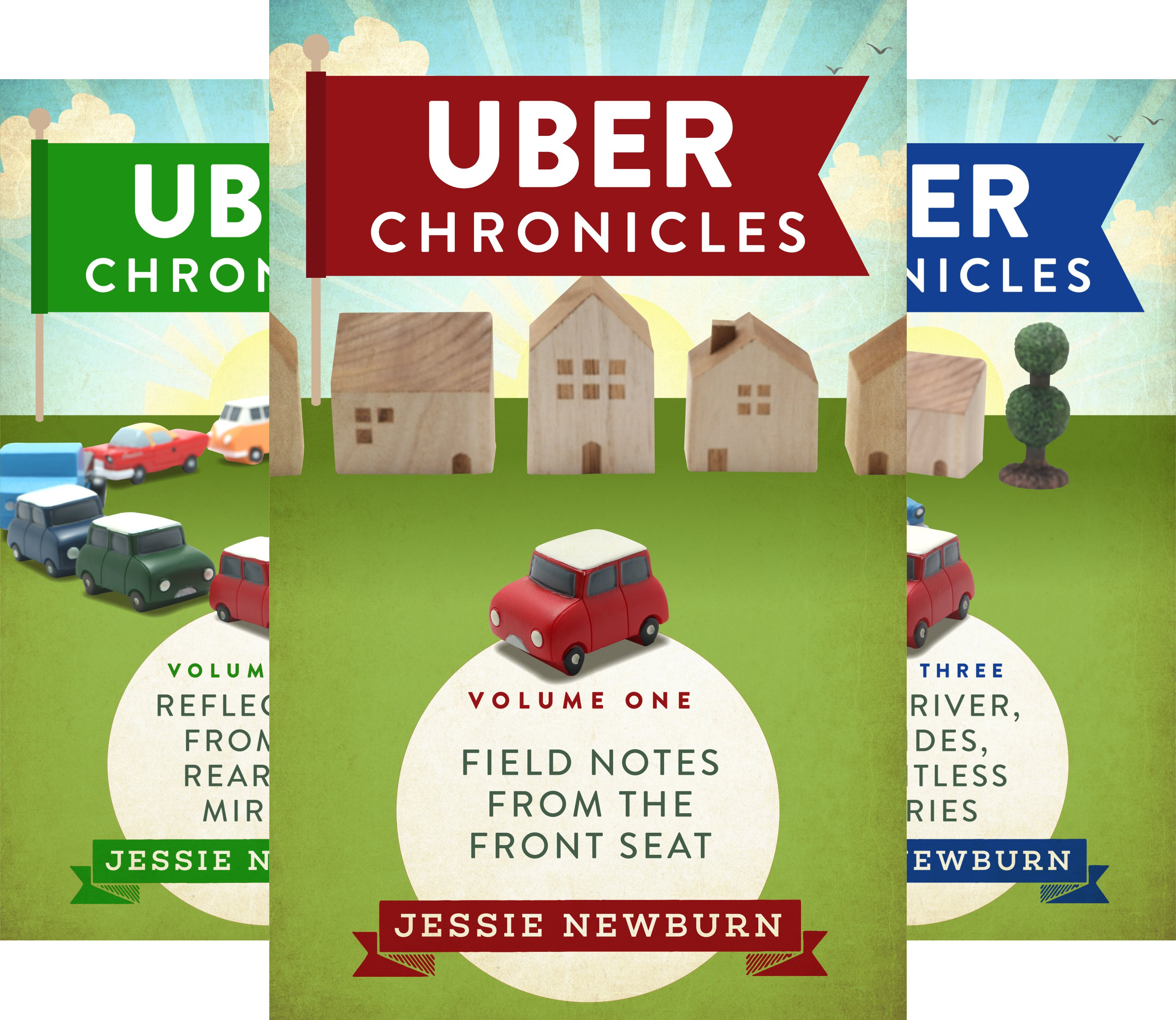 Uber Chronicles (3 Book Series)