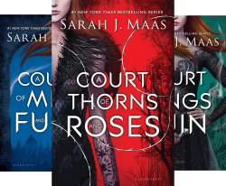 Image result for court of thorns and roses series
