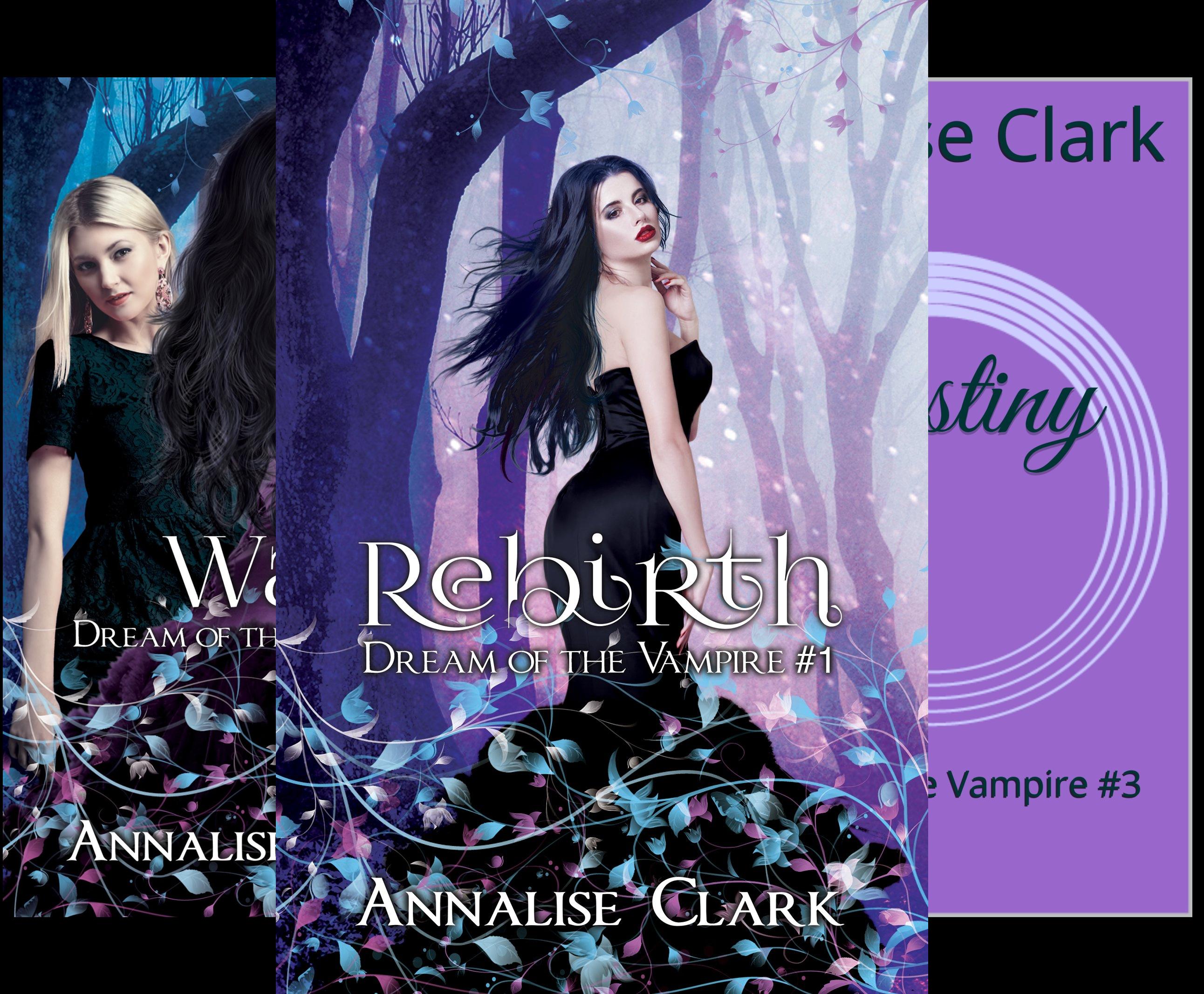 Dream of the Vampire (3 Book Series)