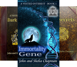 A Vested Interest (9 Book Series) by  John Chapman Shelia Chapman Shelia Chapman John John and Shelia Chapman
