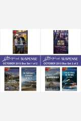 Love Inspired Suspense October Boxset (2 Book Series) Kindle Edition