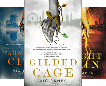Dark Gifts (3 Book Series) by Vic James