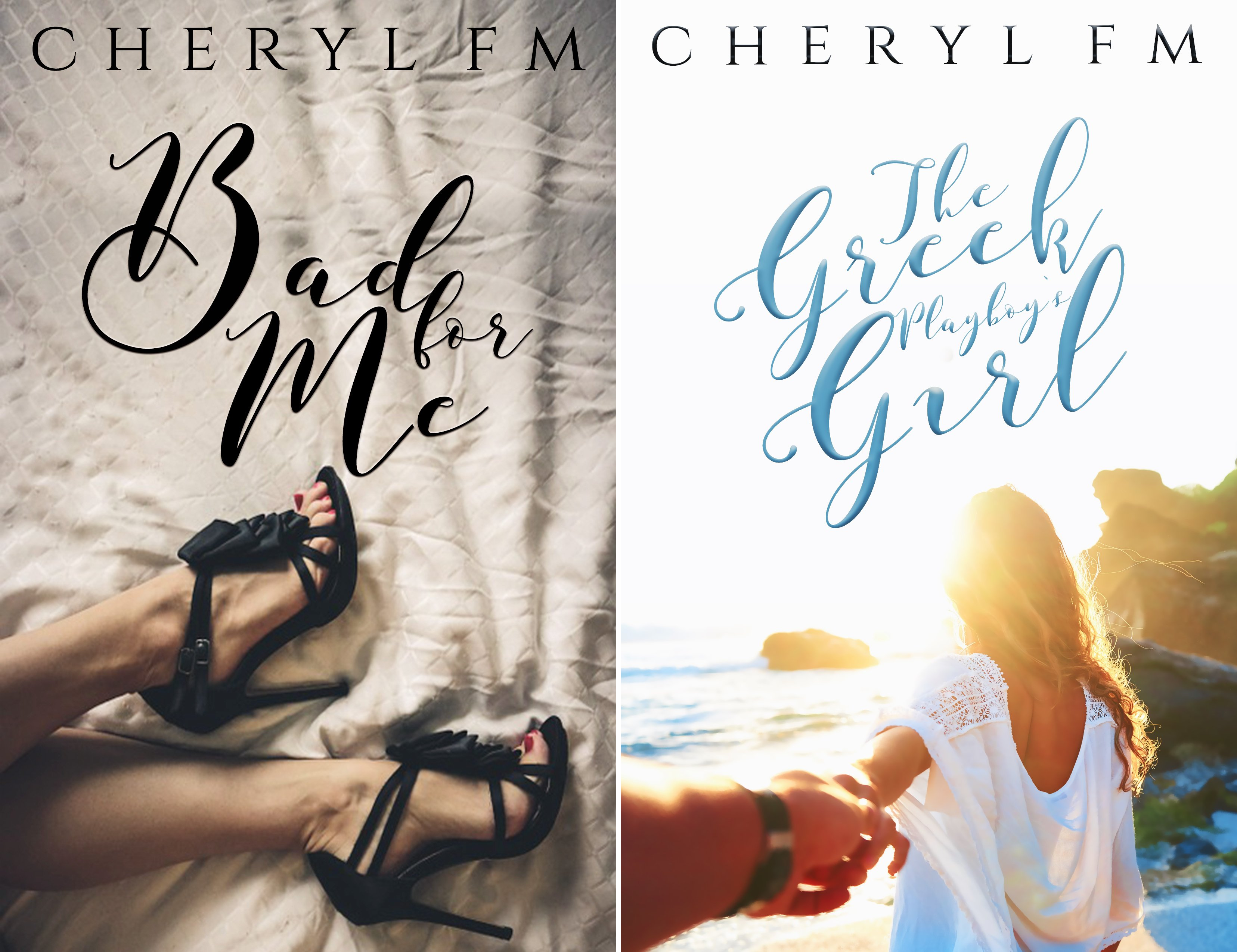 Falling For A Womaniser (2 Book Series)
