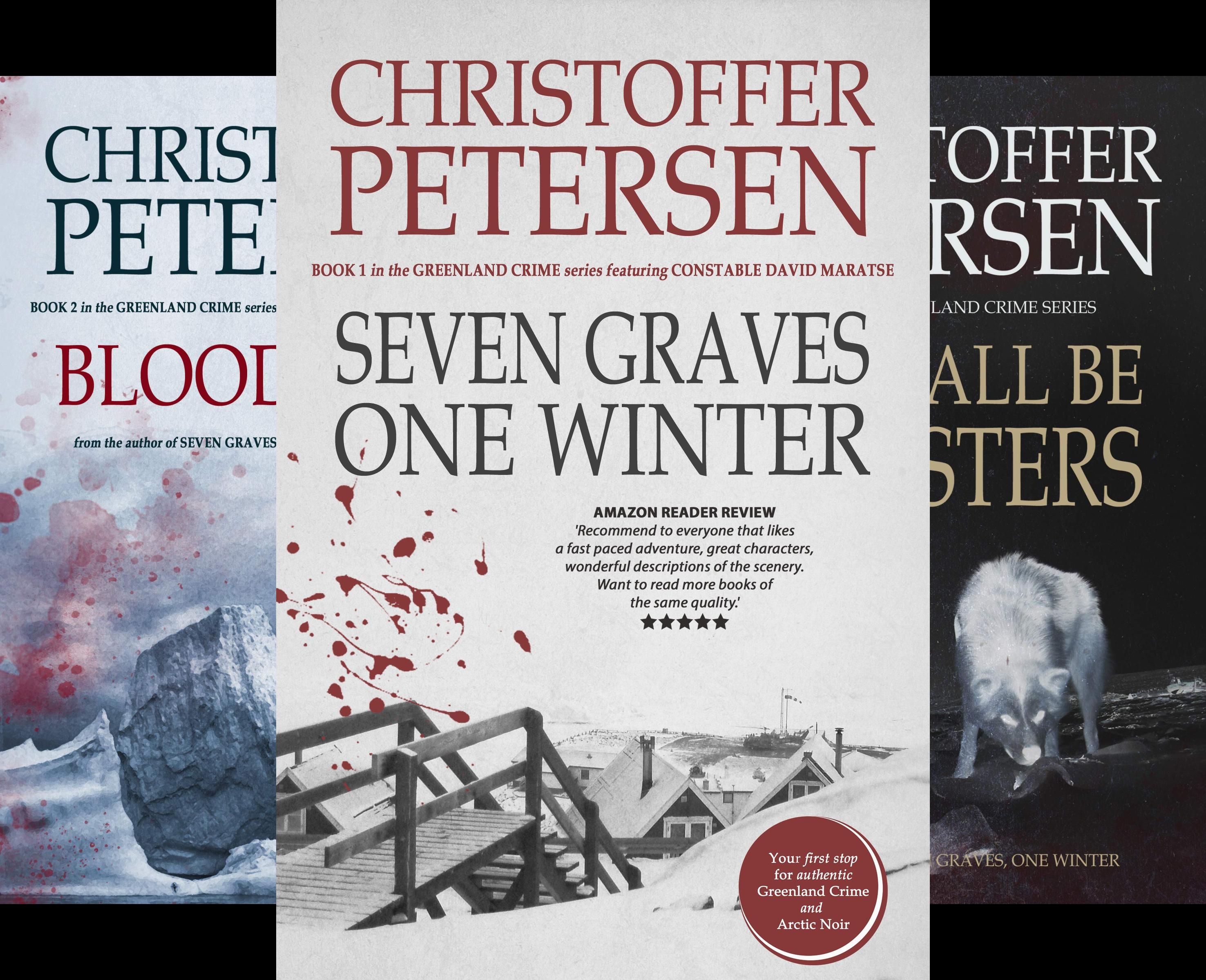 Greenland Crime (3 Book Series)