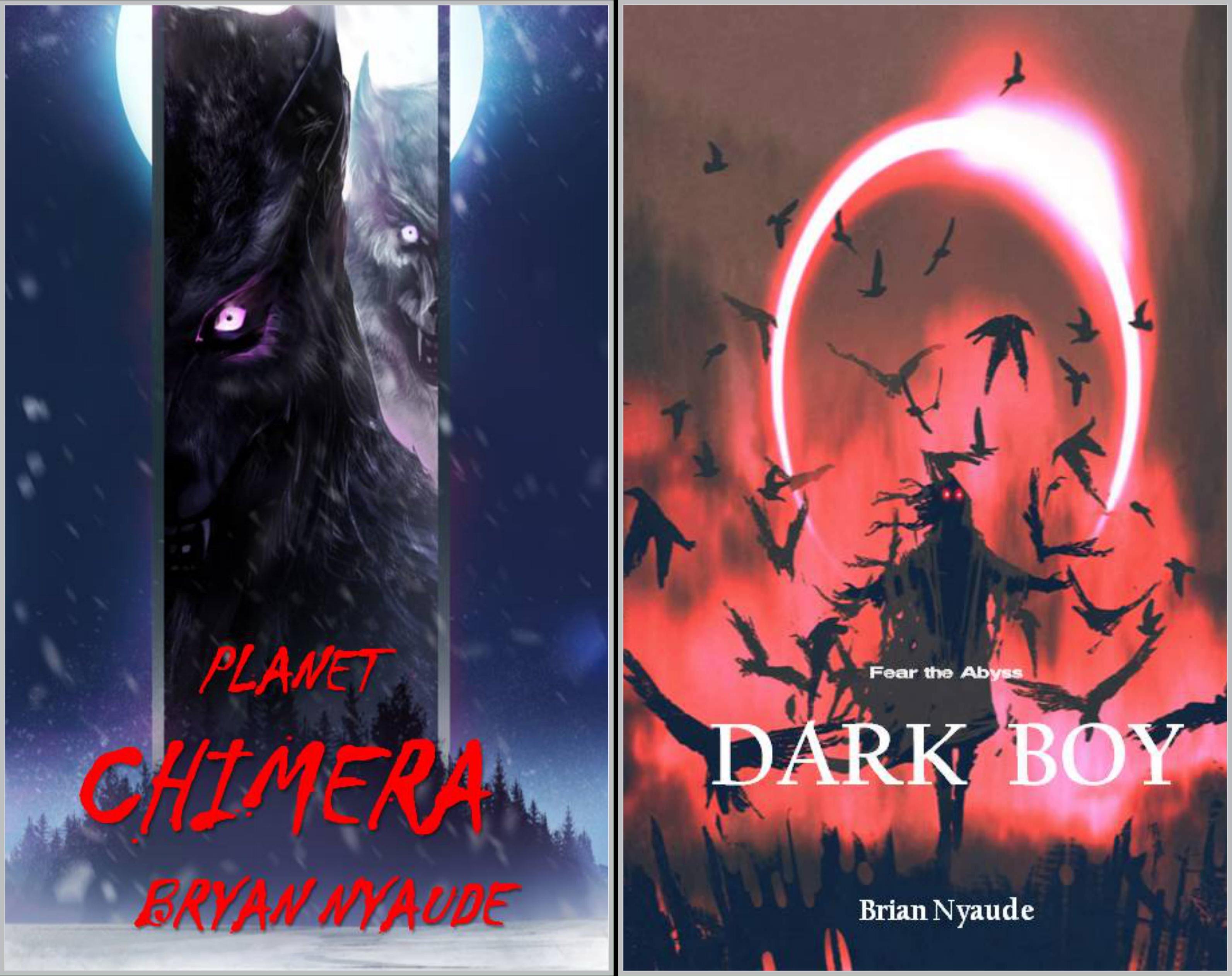 Legacies of Monsters (2 Book Series)